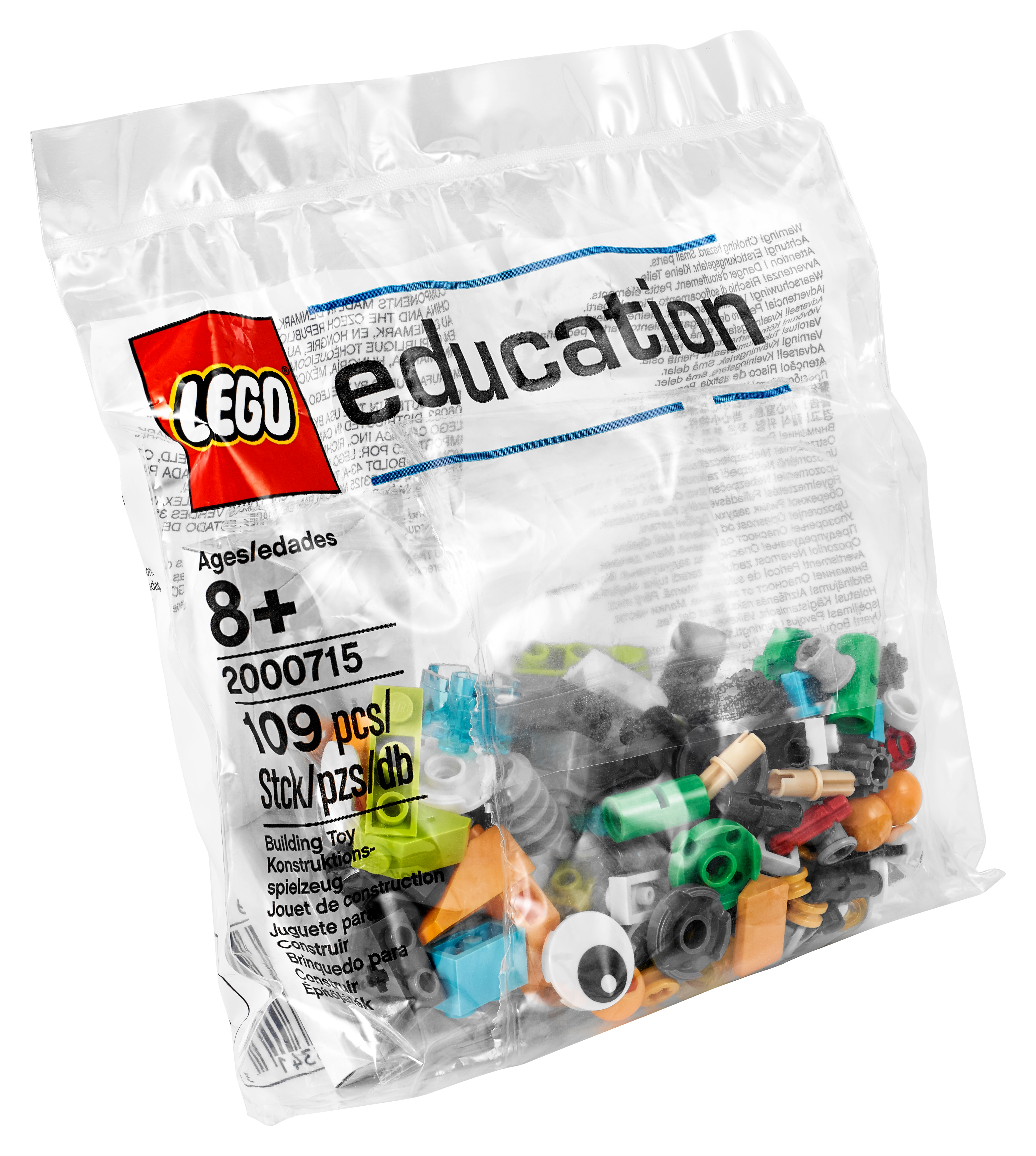 Replacement packs – LEGO Education