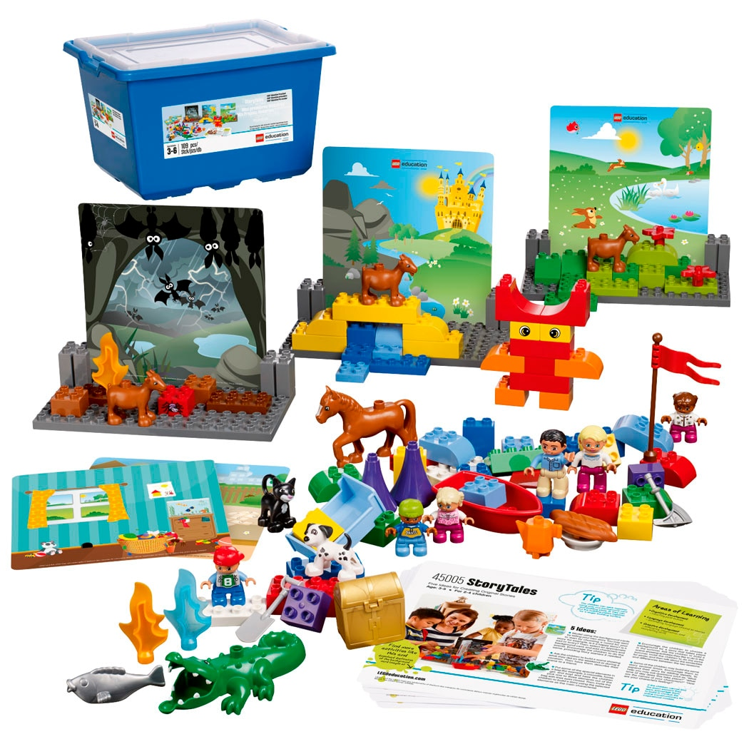 StoryTales Set with Storage