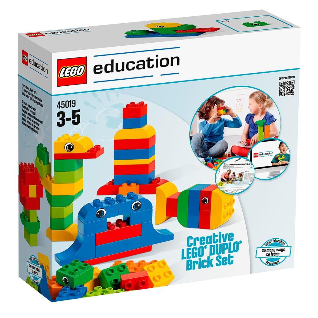 creative lego duplo brick set