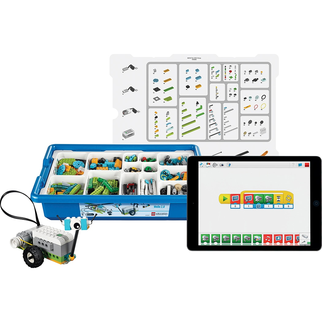 Lego Education Wedo 20 Core Set Using This Software To Teach Electrical Motor Control Troubleshooting