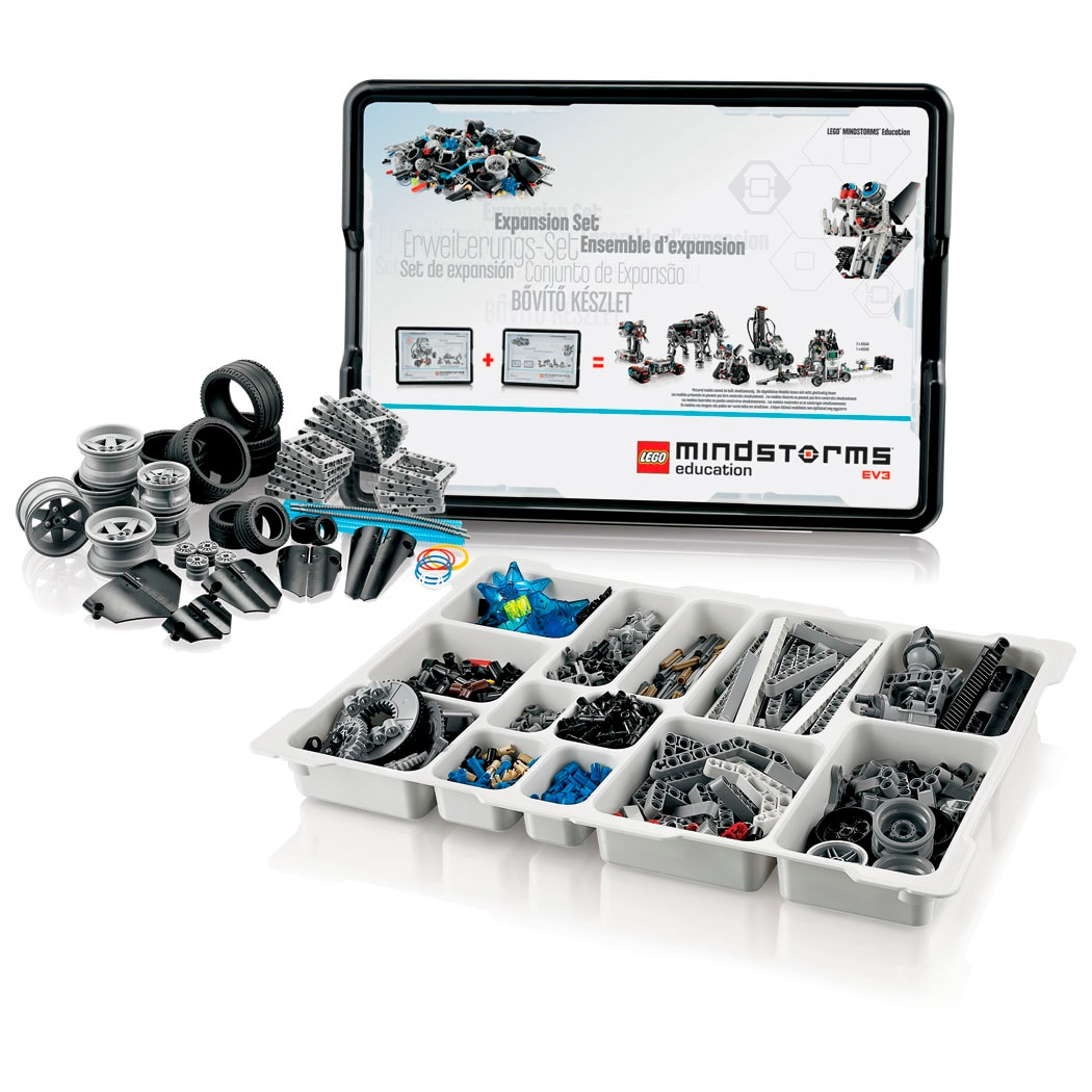 how to make lego mindstorms
