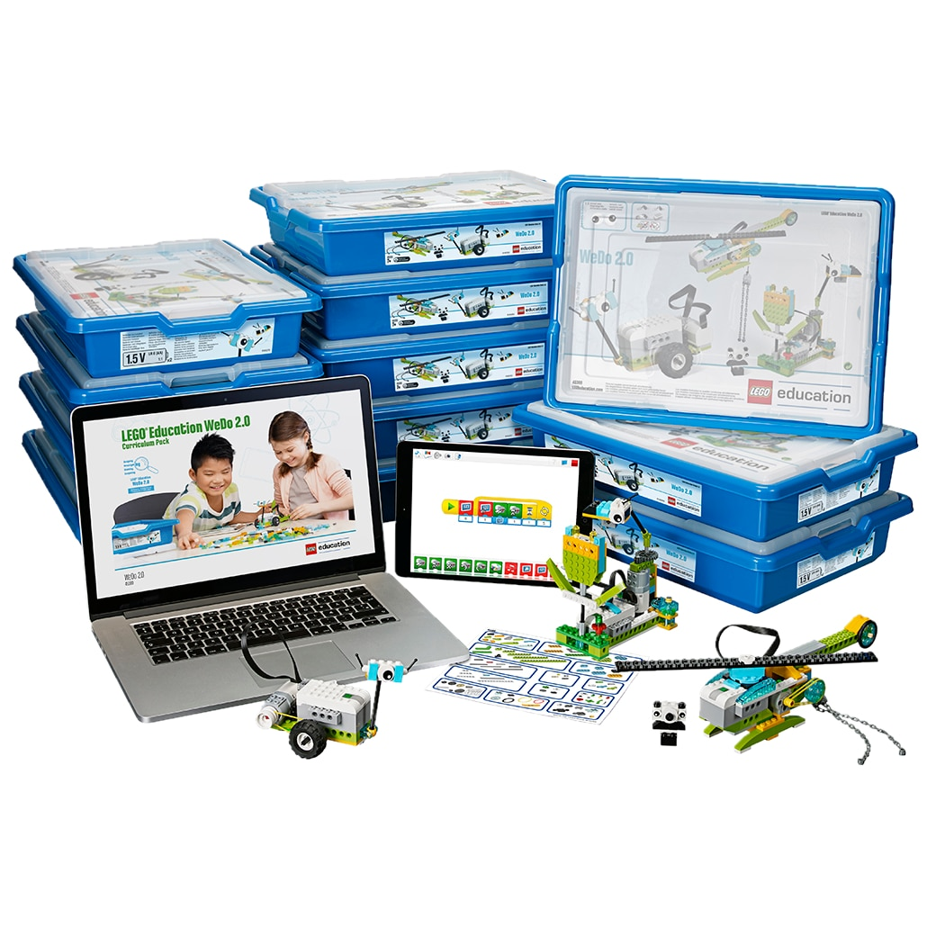 WeDo 2.0 ReadyGo Student Pack
