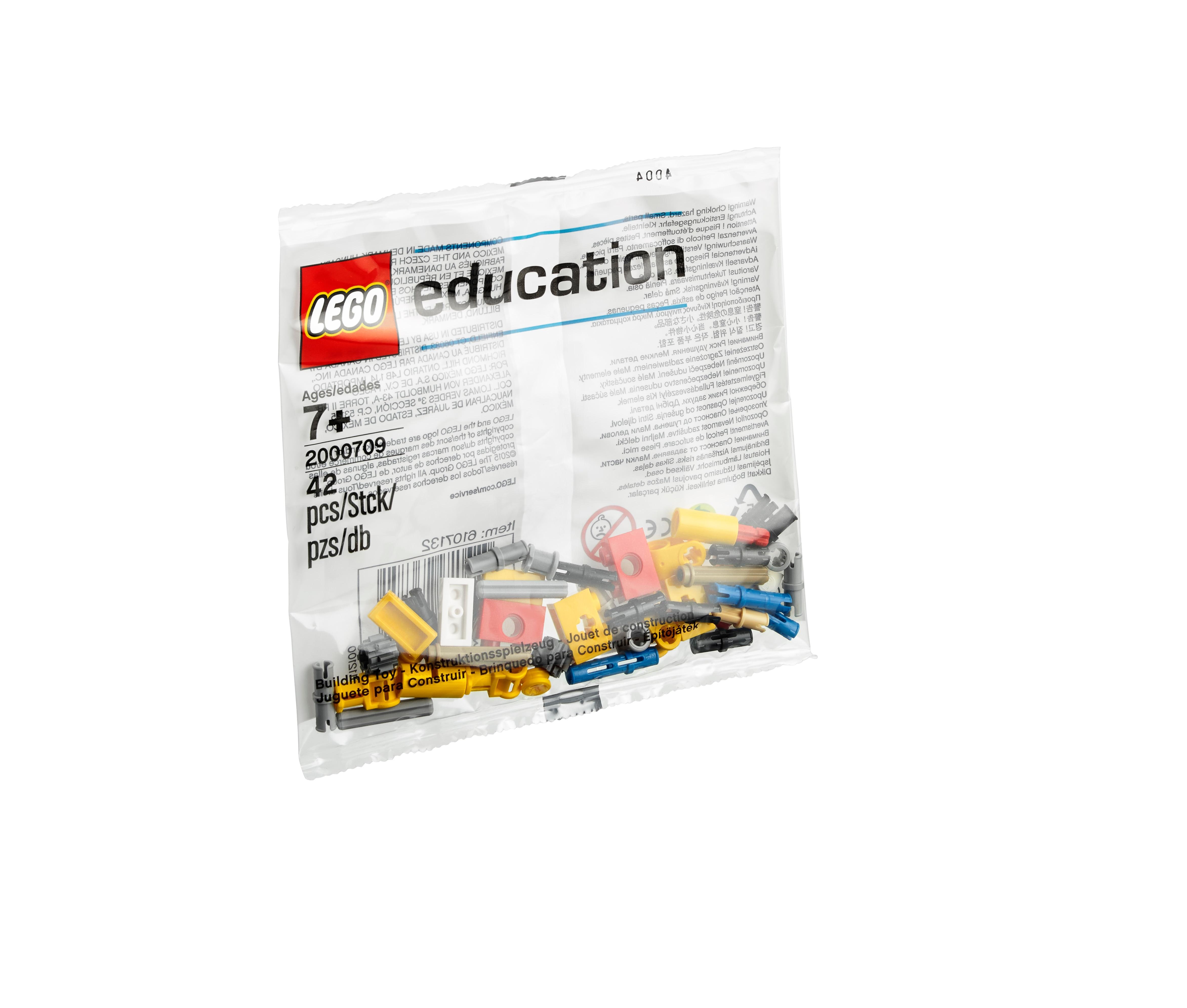 LEGO 9689 Education Einfache Maschinen
