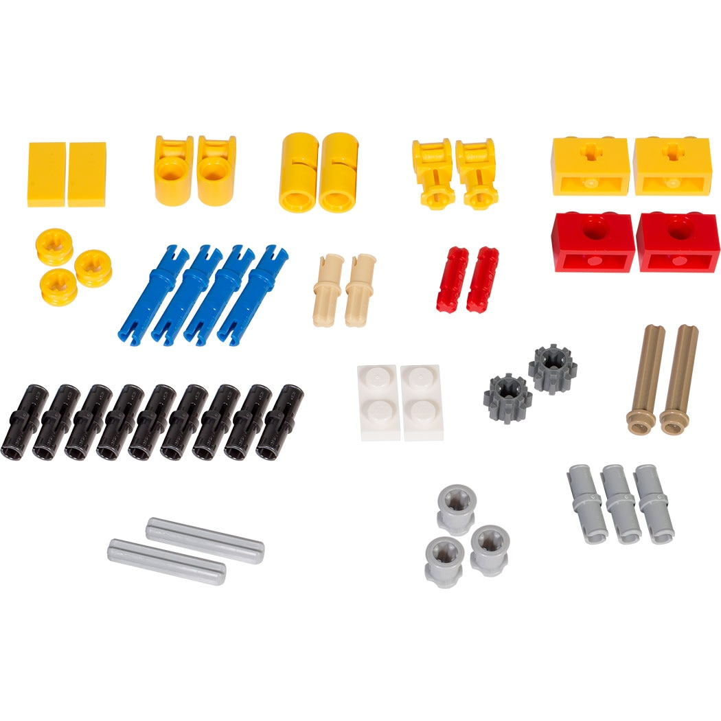 LEGO Education Machines and Mechanisms replacement pack