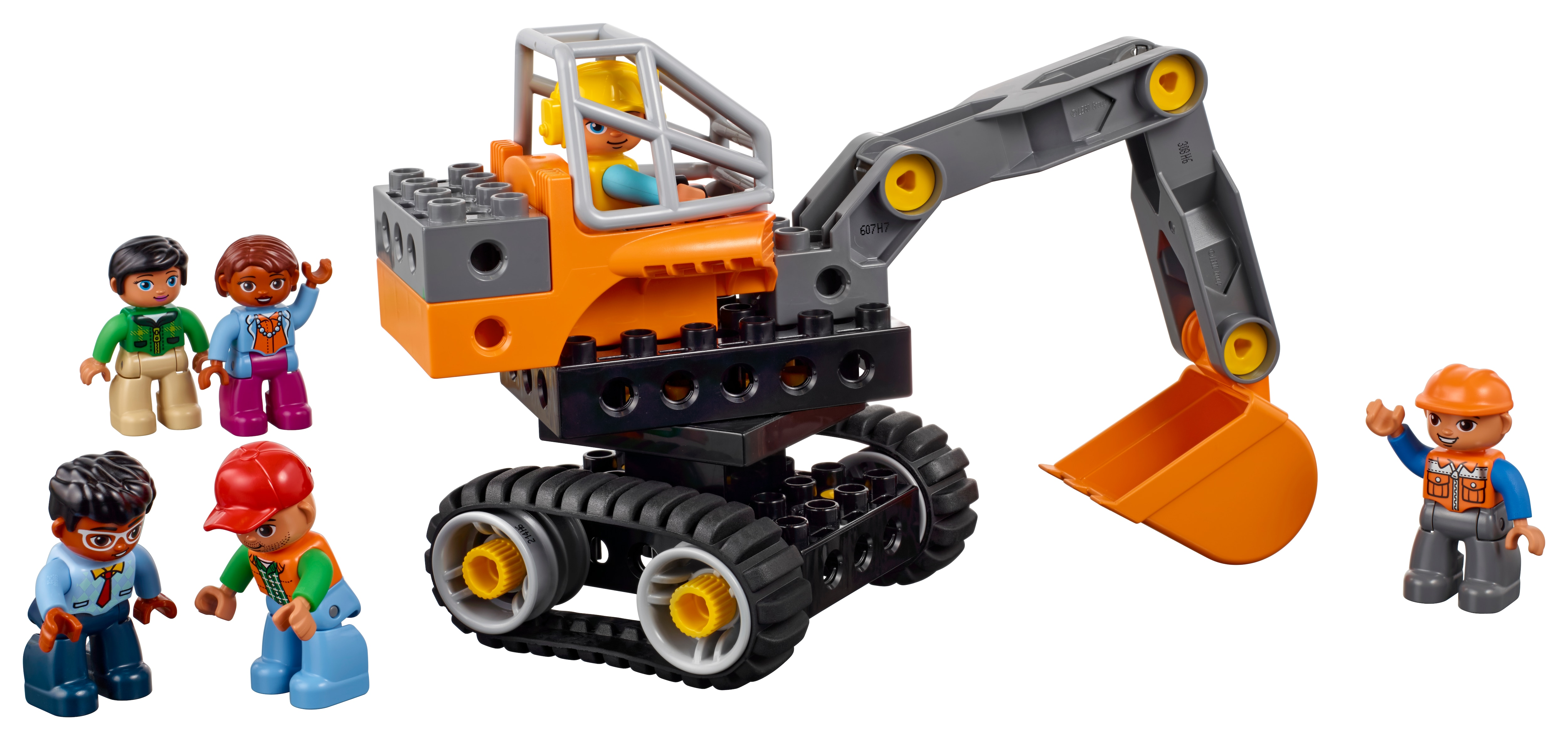 Tech Machines Set with Storage by LEGO® Education