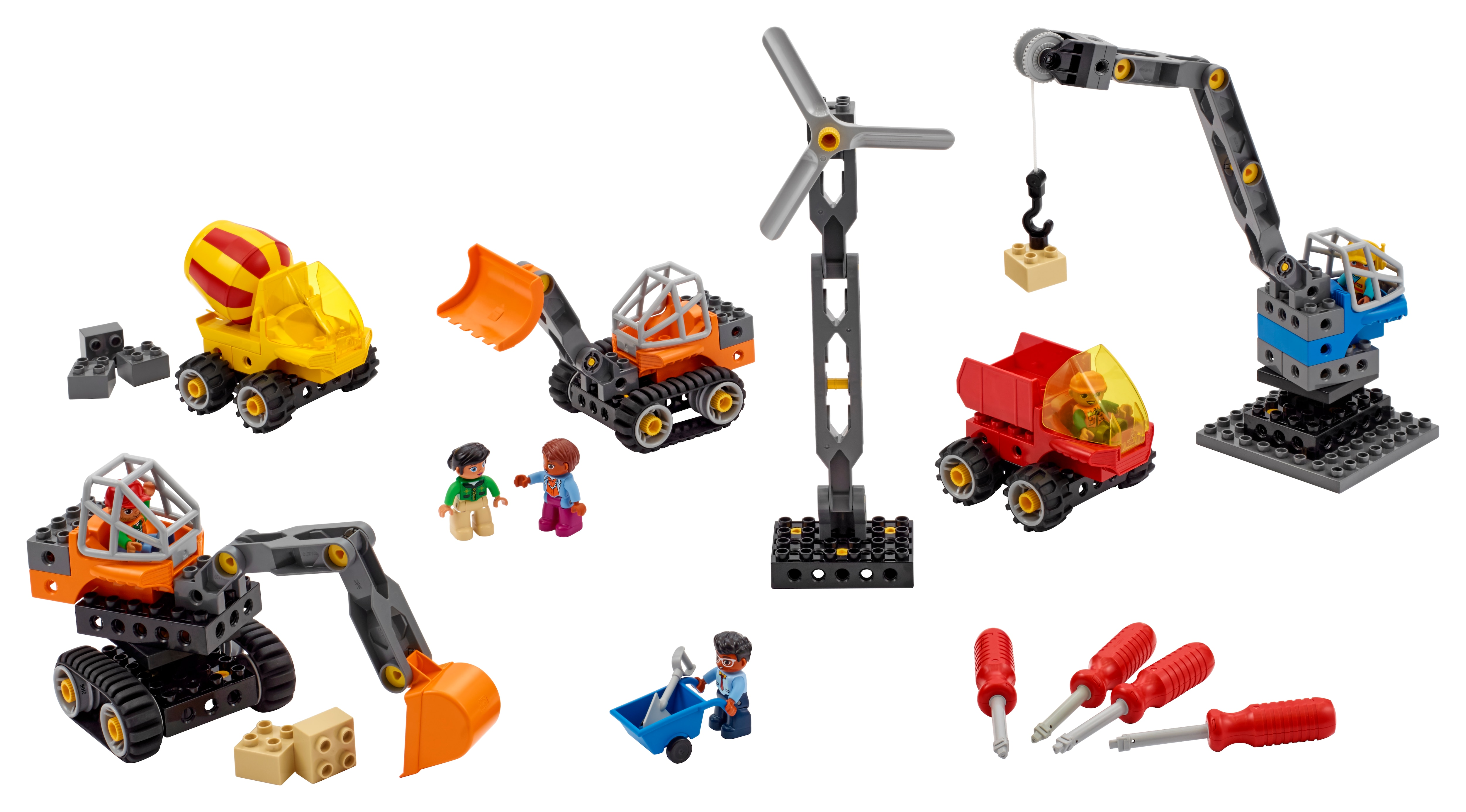 Tech Machines Set with Storage by LEGO® Education, product 45002