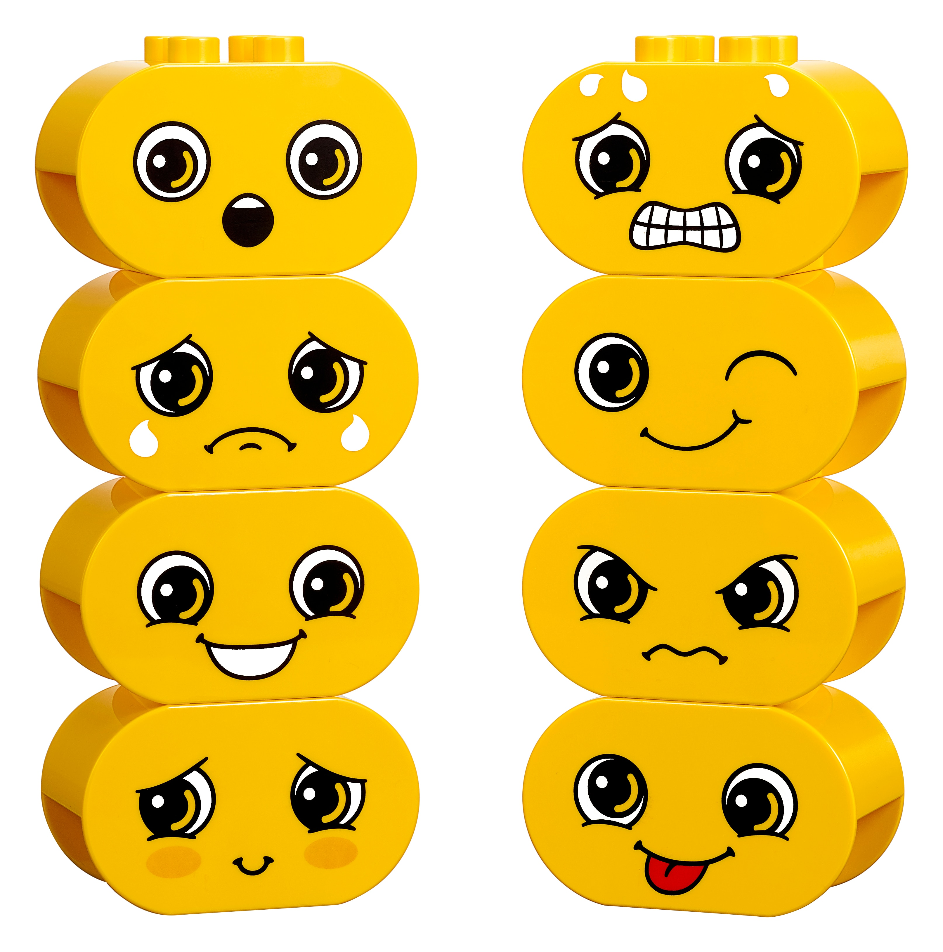 "Build Me ""Emotions"" by LEGO® Education"