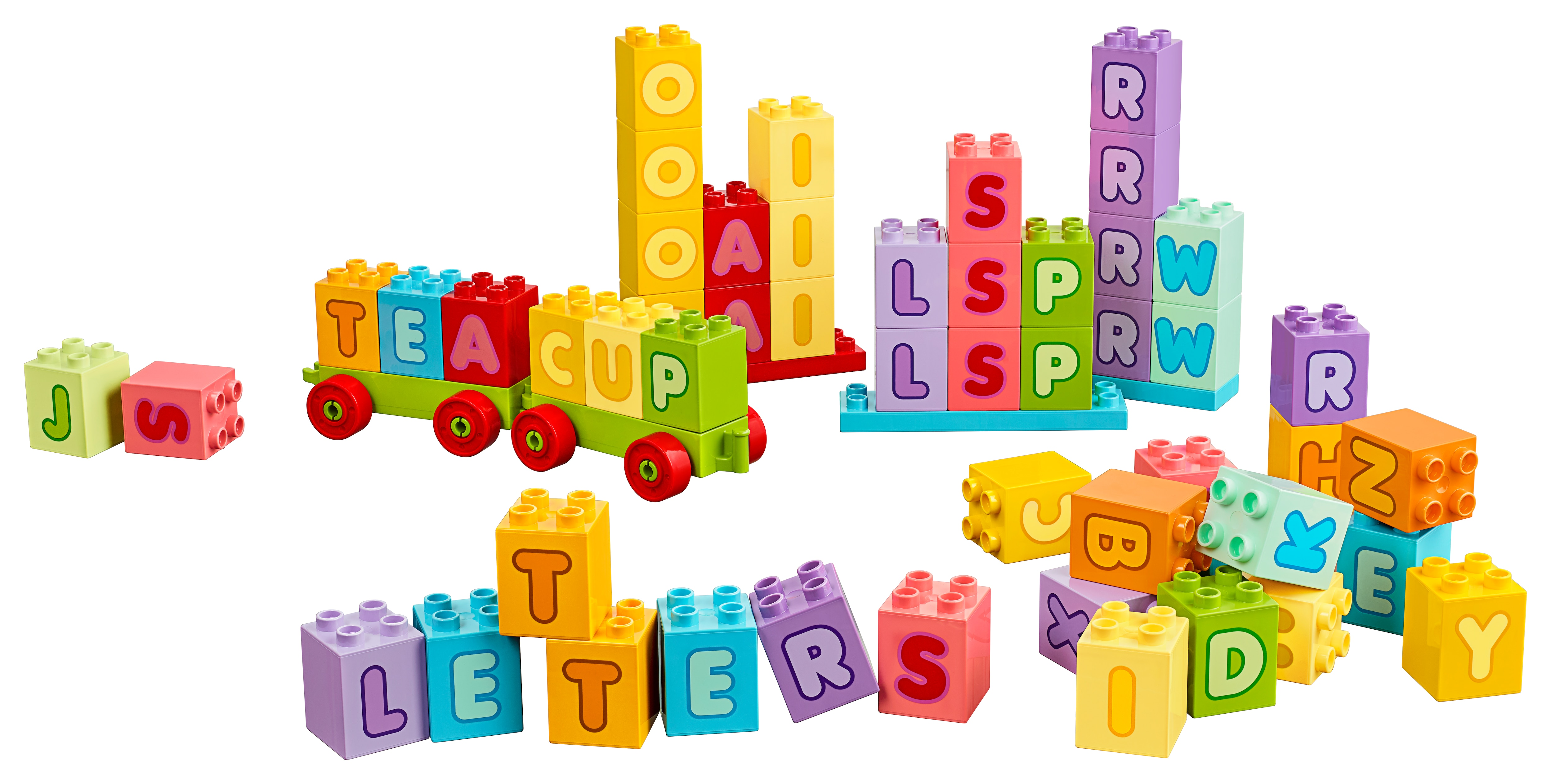 Letters by LEGO Education, product 45027