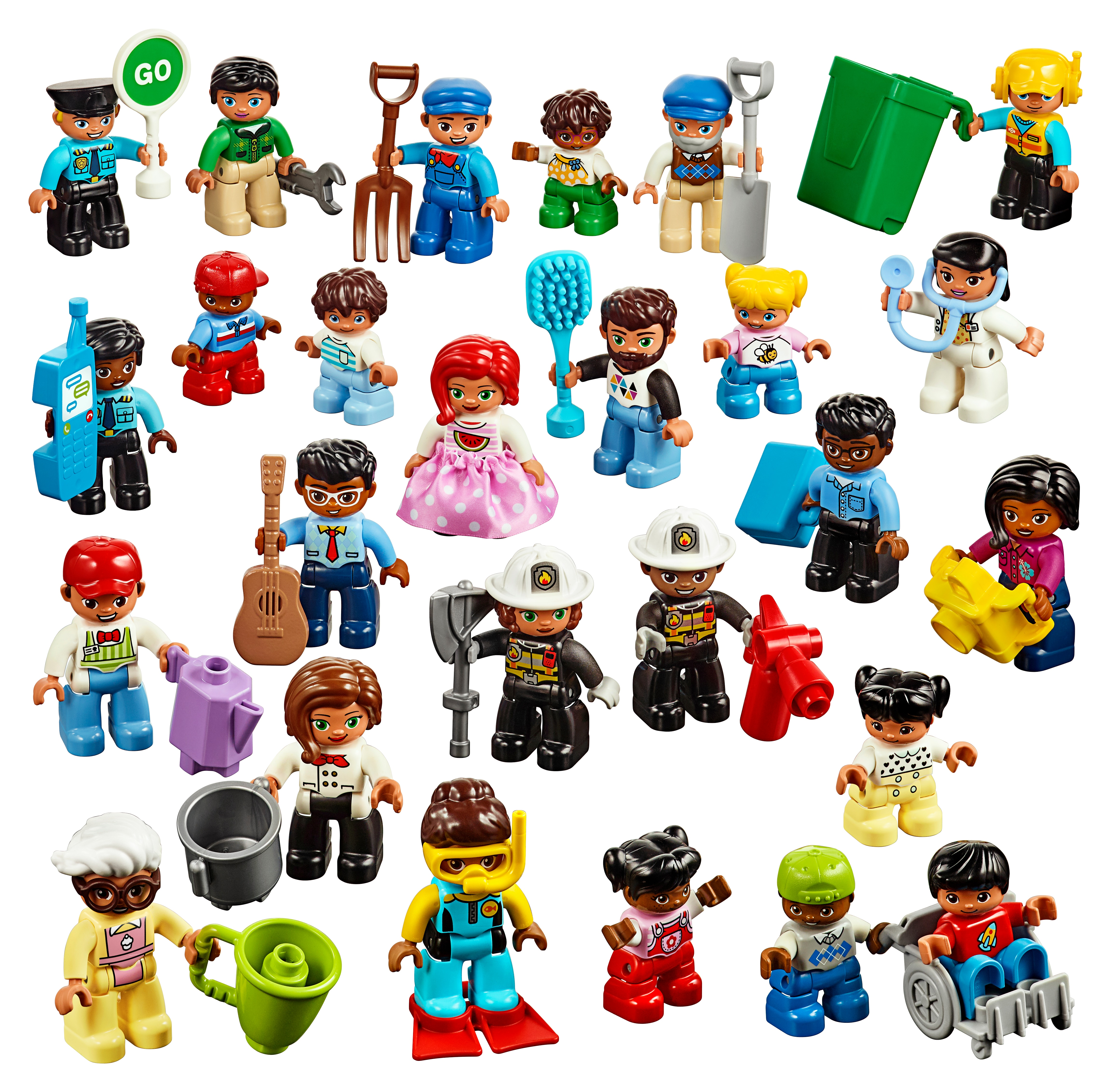 People by LEGO Education, product 45030