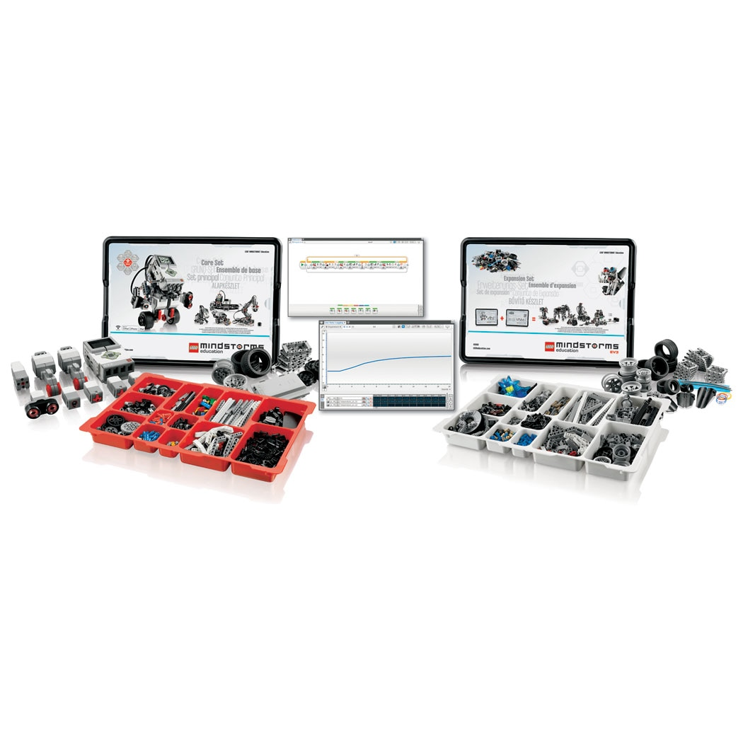 LEGO® MINDSTORMS® Education EV3 Homeschool Combo Pack by LEGO Education