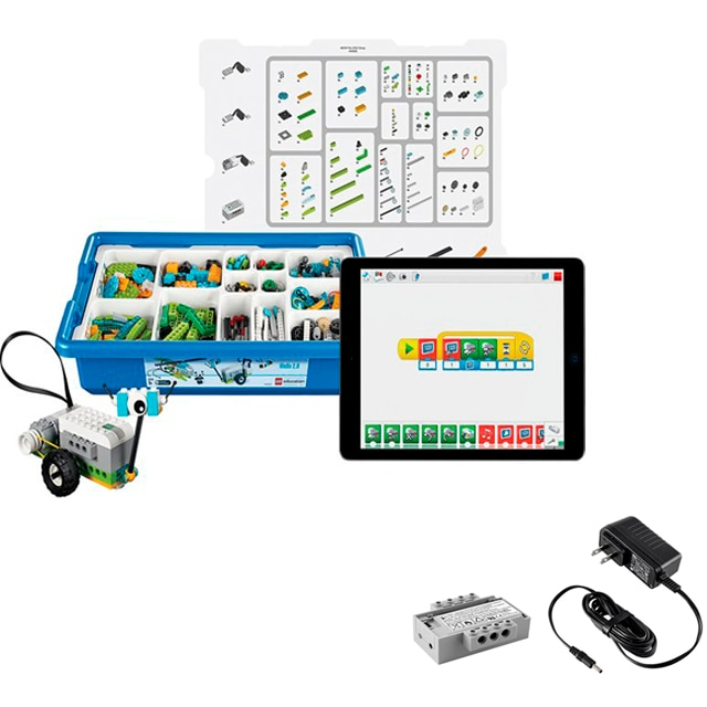 WeDo 2.0 Core + Add-On Homeschool Bundle by LEGO® Education