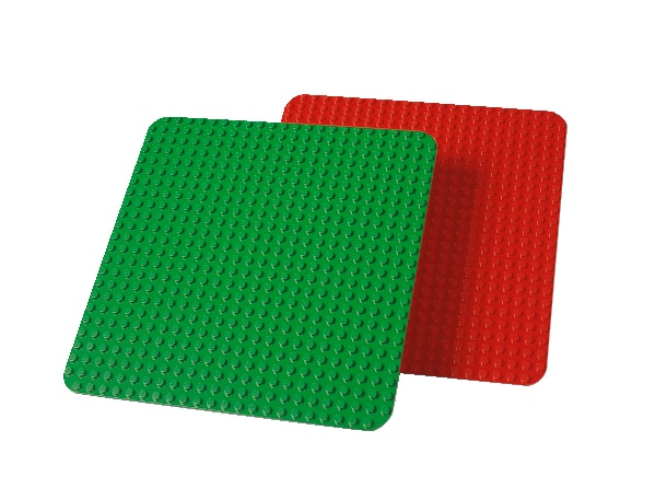 Large LEGO DUPLO Building Brick Plates