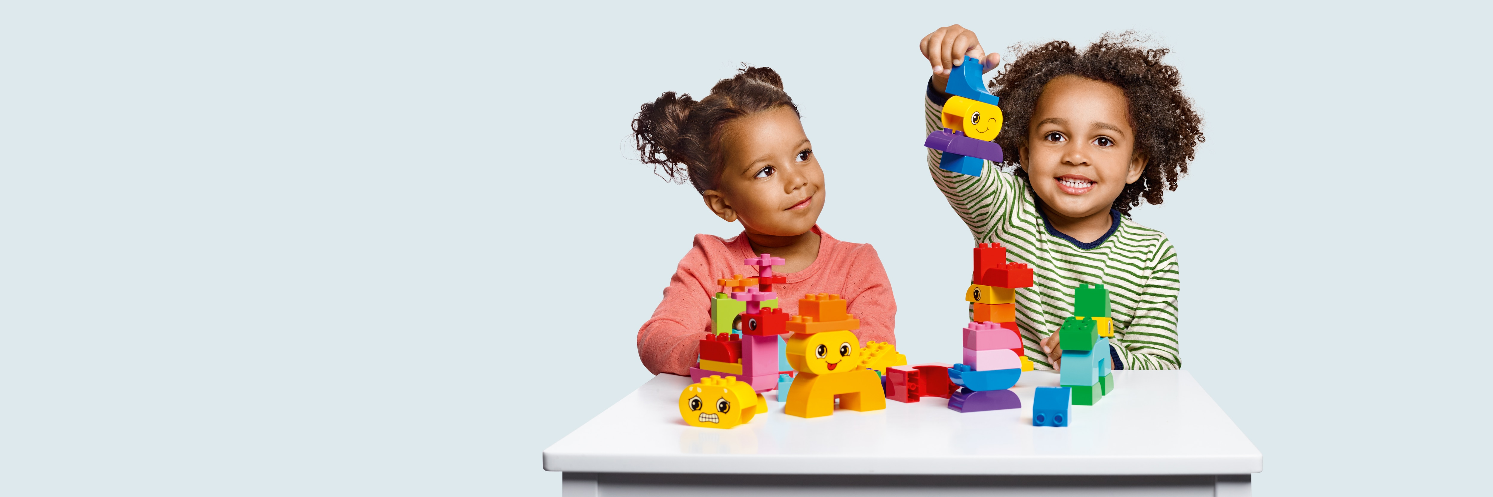 LEGO Education Preschool Early Learning Build Me Emotions