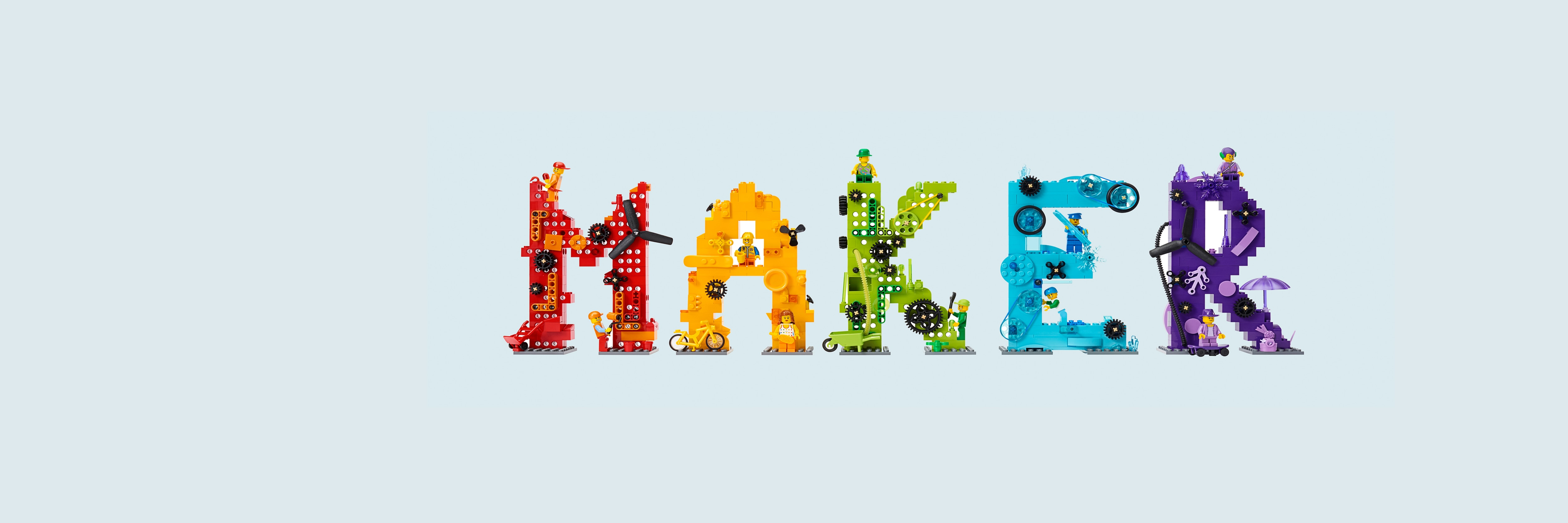 LEGO Education Maker Curriculum