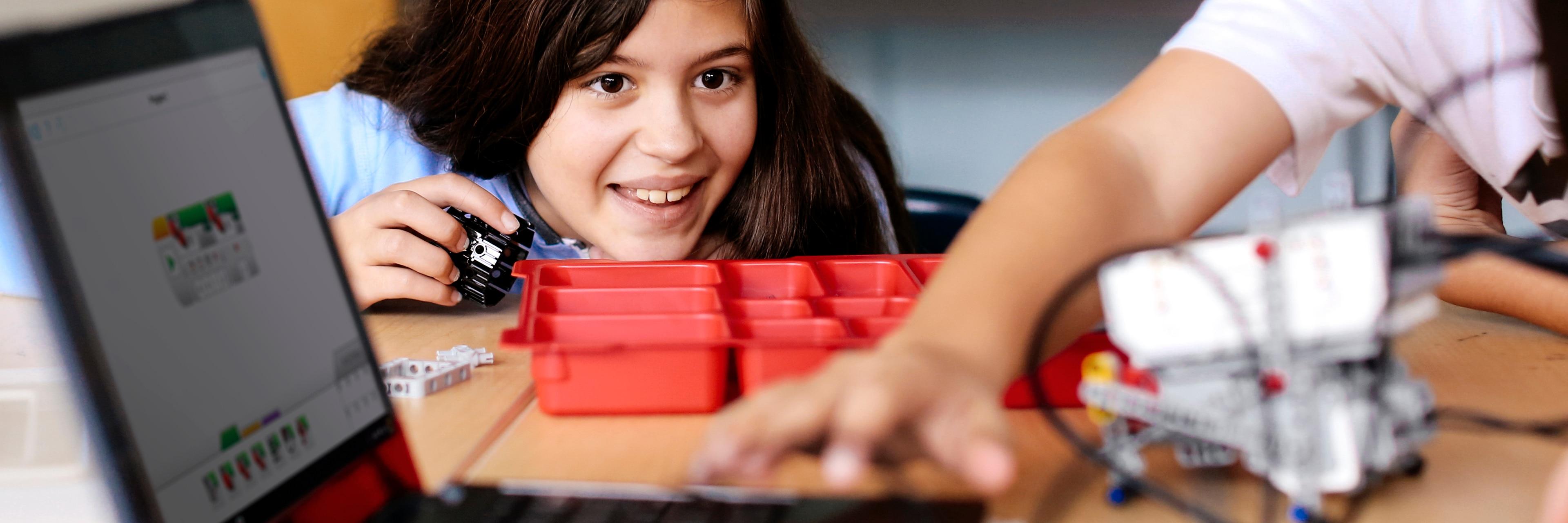 Middle School – LEGO Education