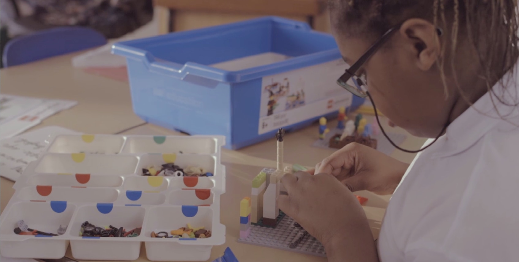 LEGO Education Story Starter learner types