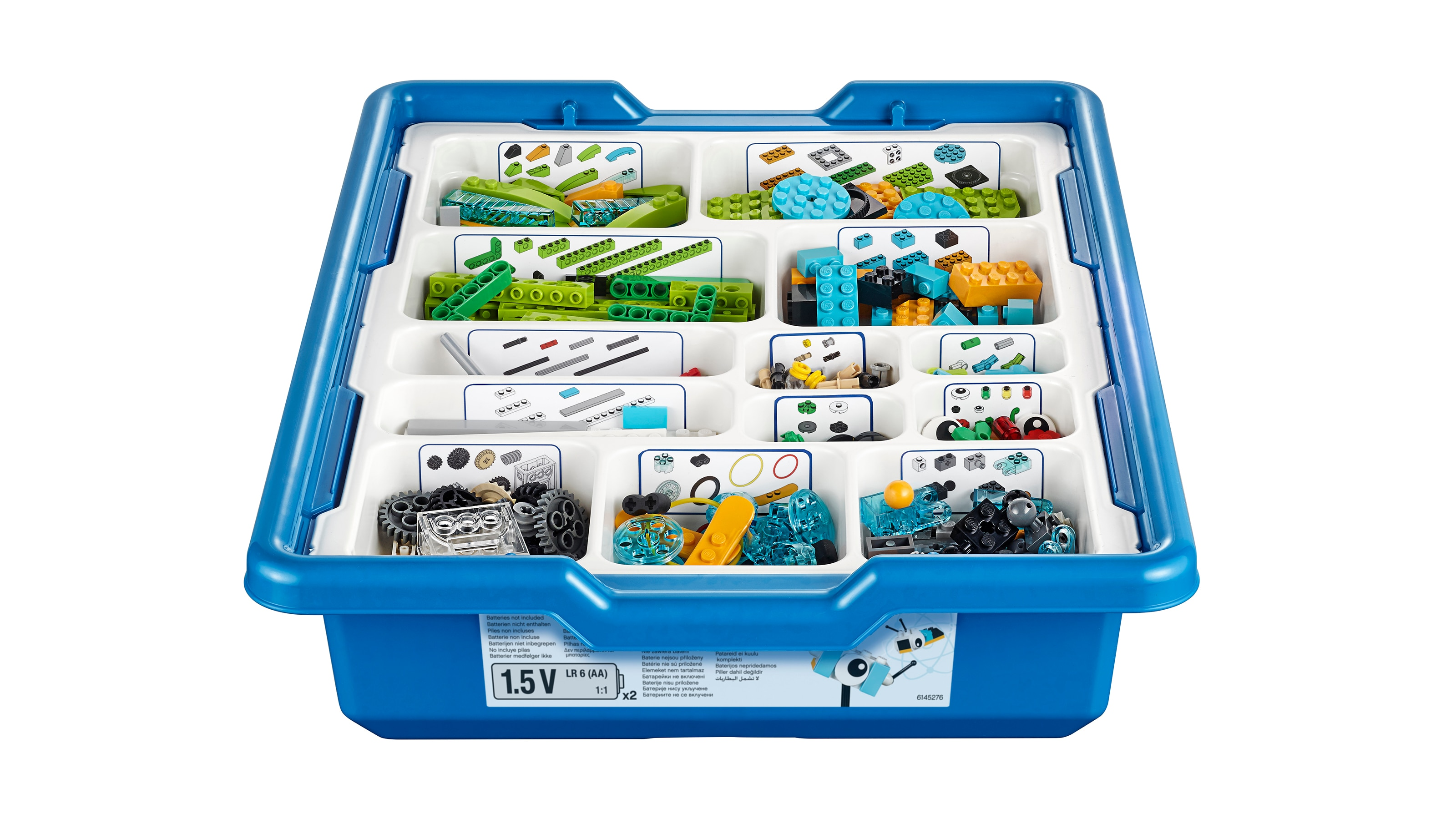 WeDo 2.0 Storage Box