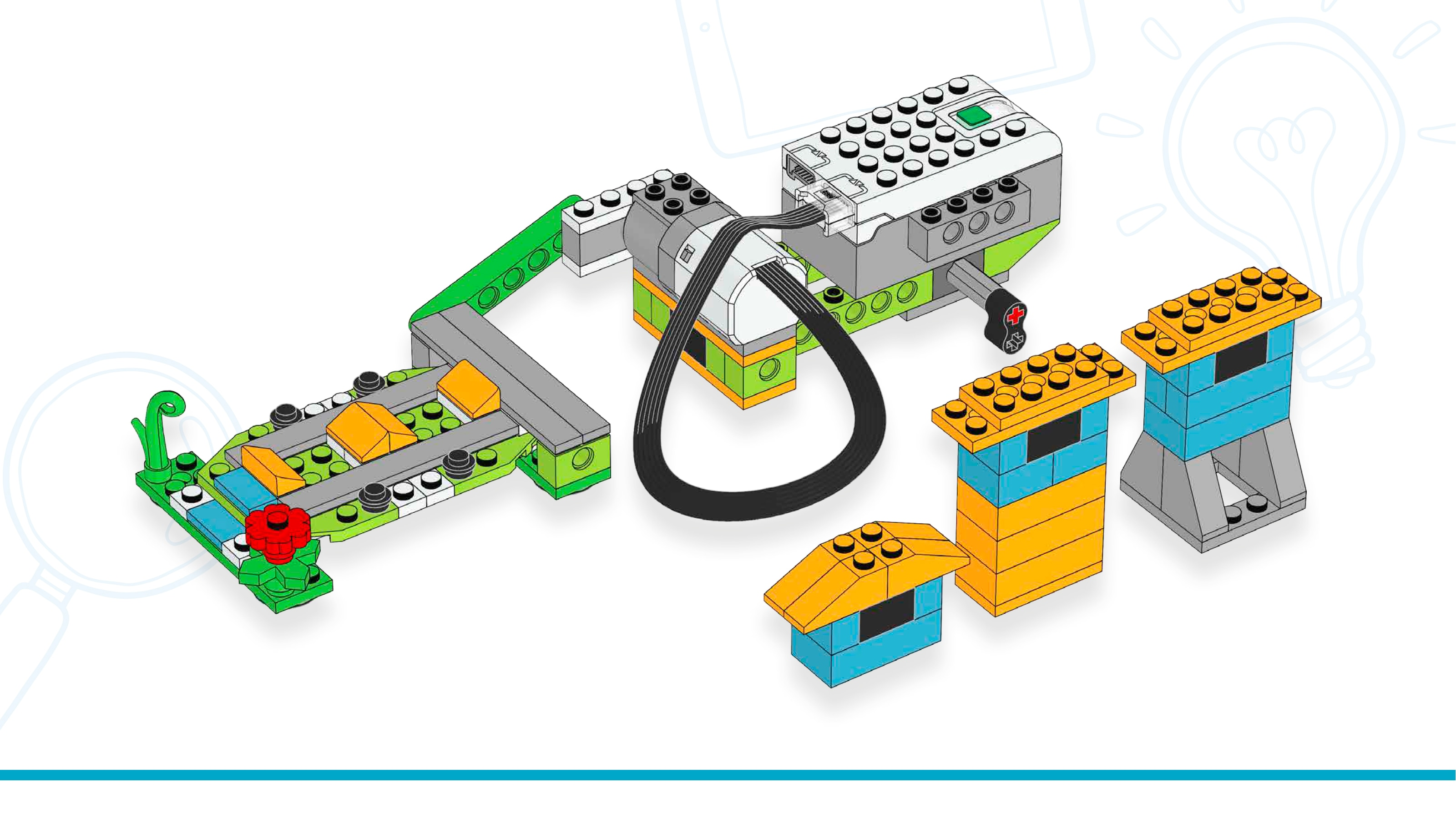 Image result for Lego Wedo 2 robust structures