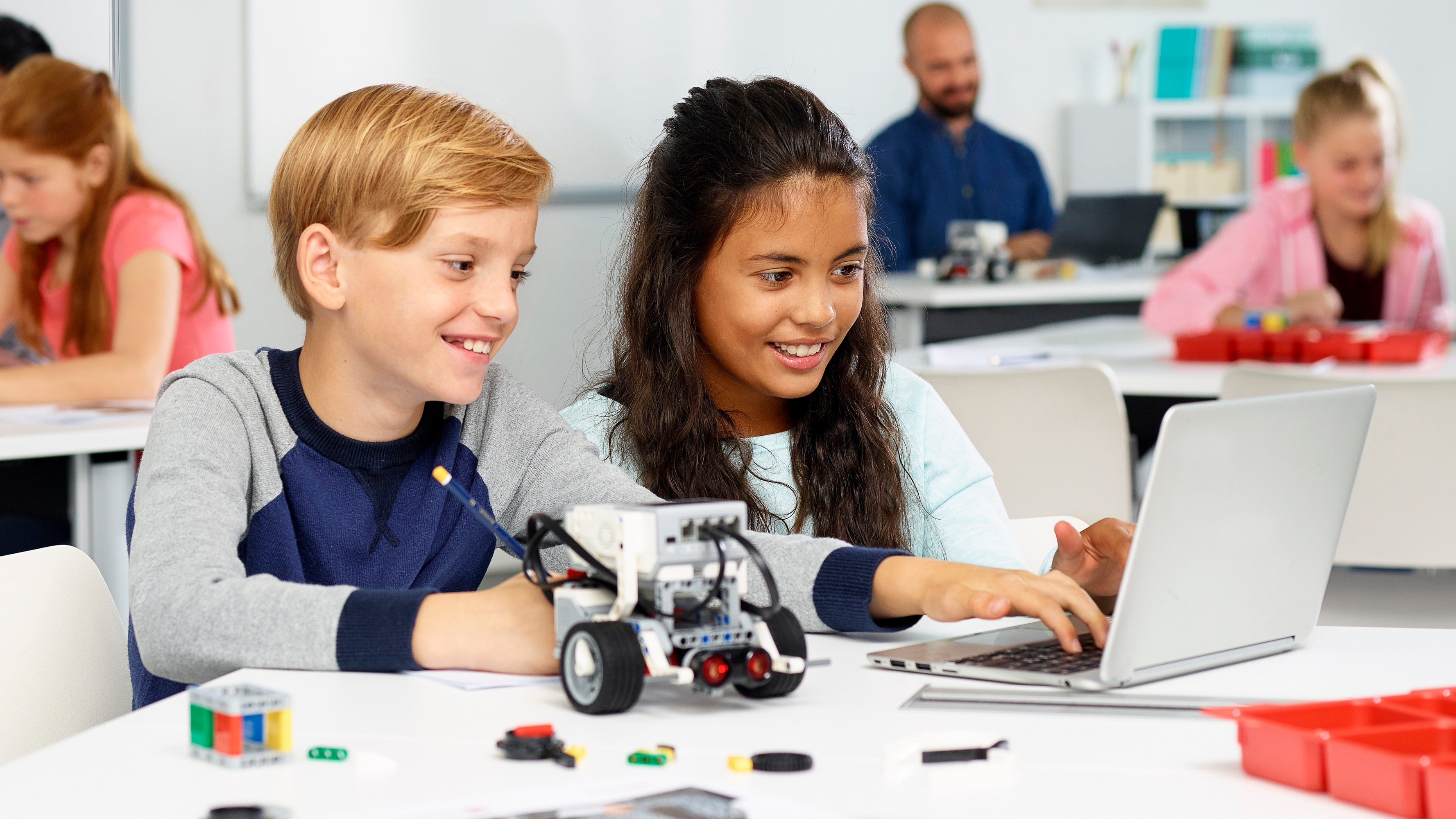 Coding – MINDSTORMS – Middle School
