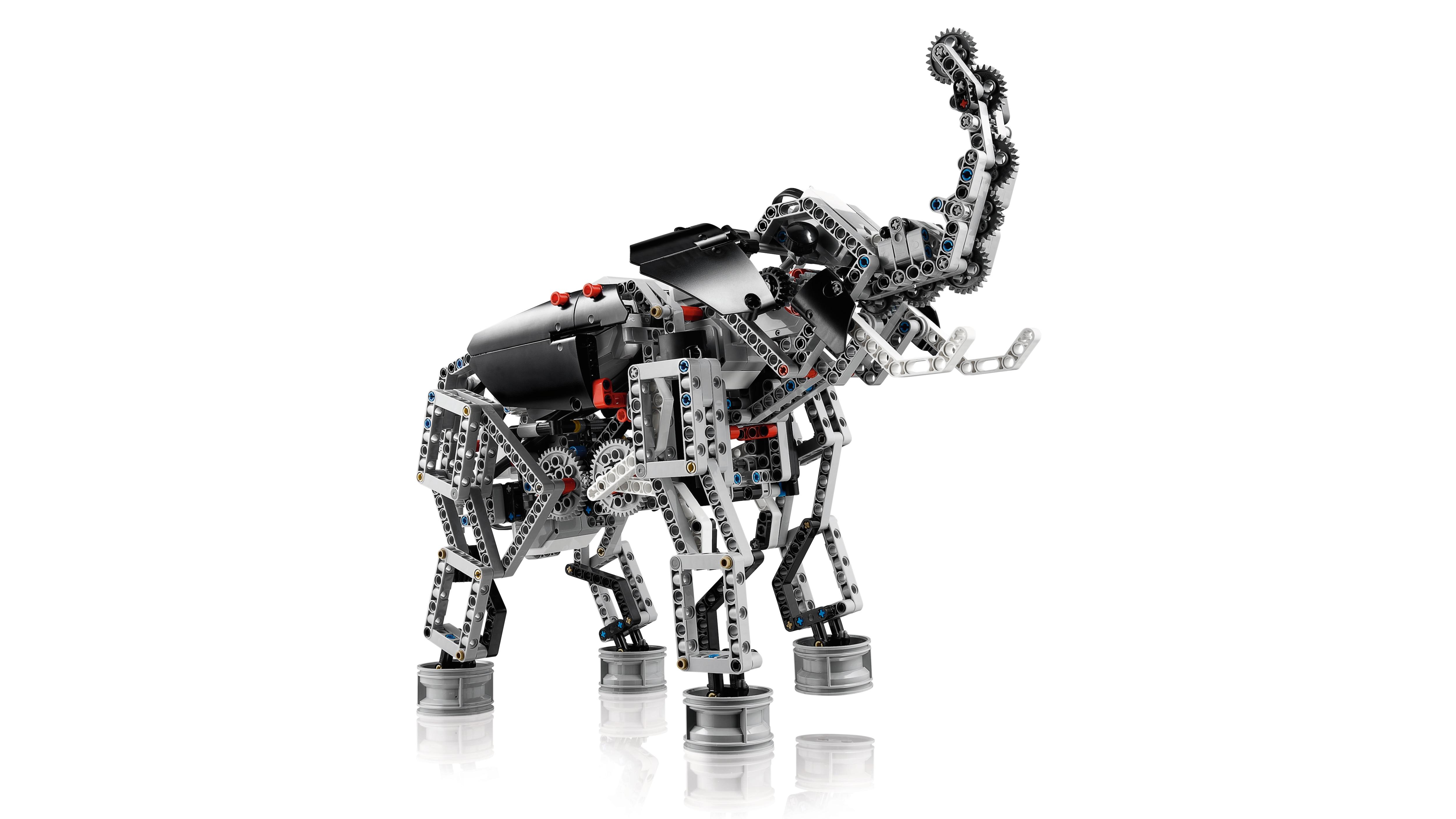 EV3 Elephant model