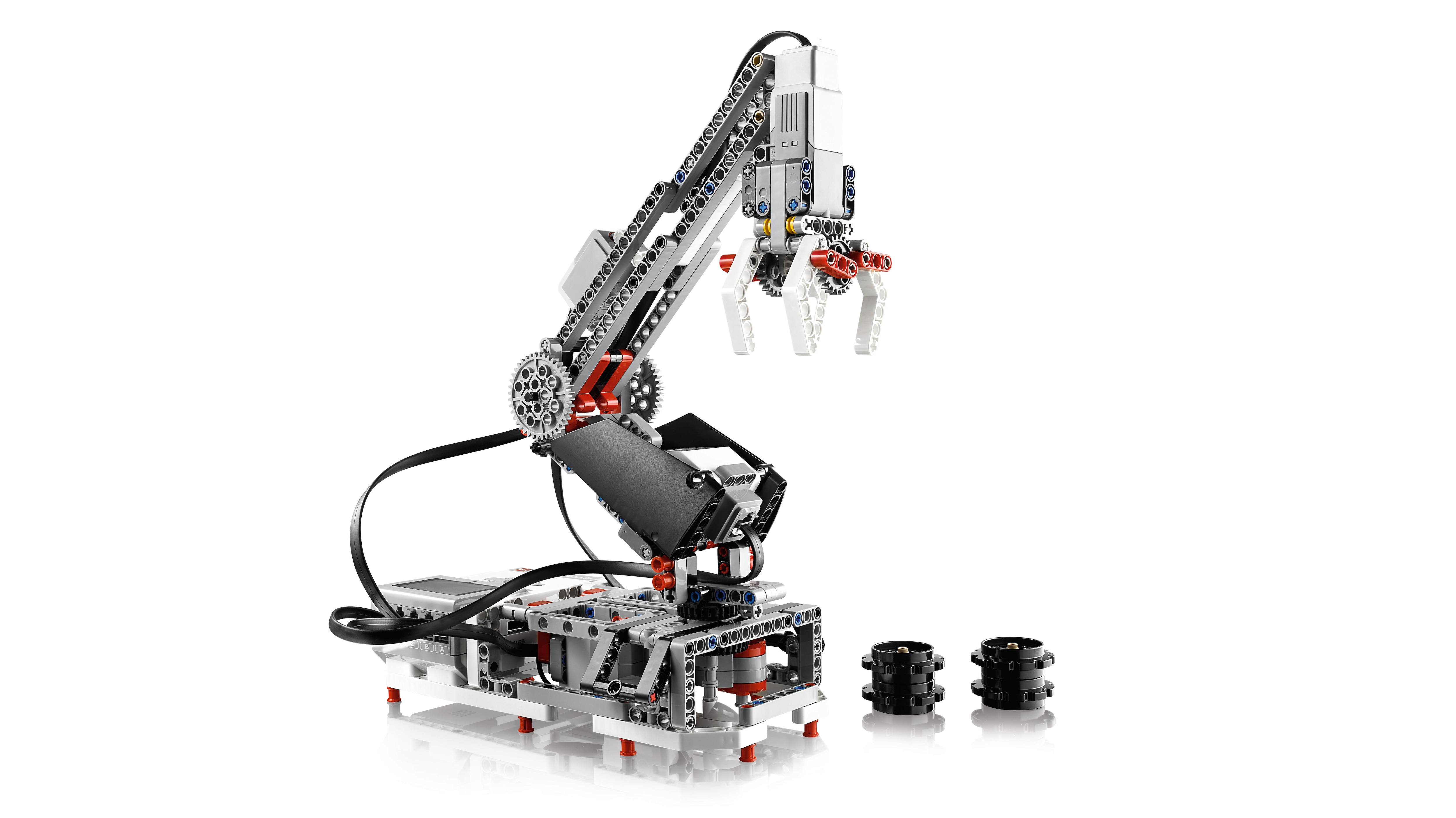 MINDSTORMS EV3 Building instructions – Support