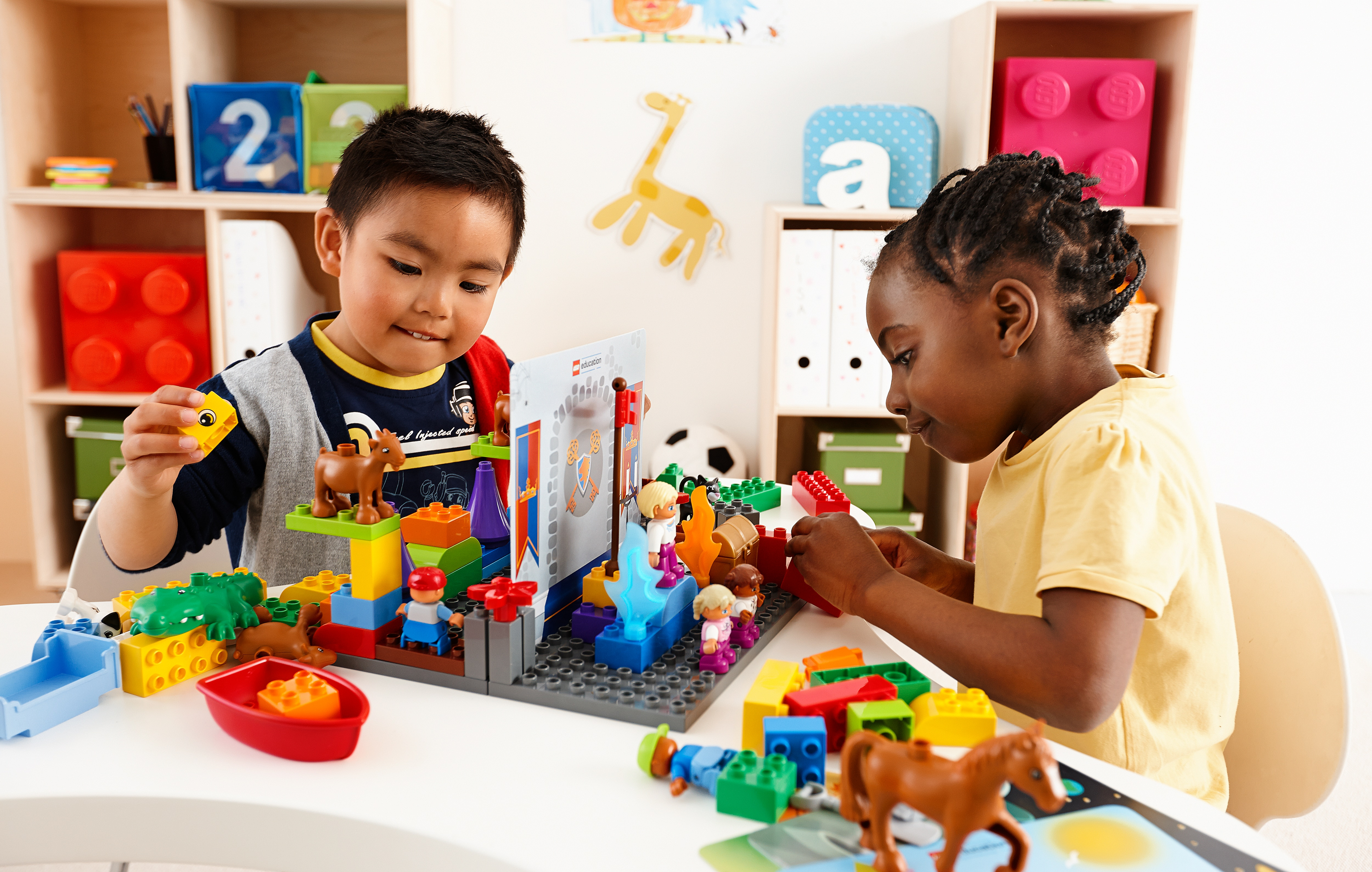 preschool lego education