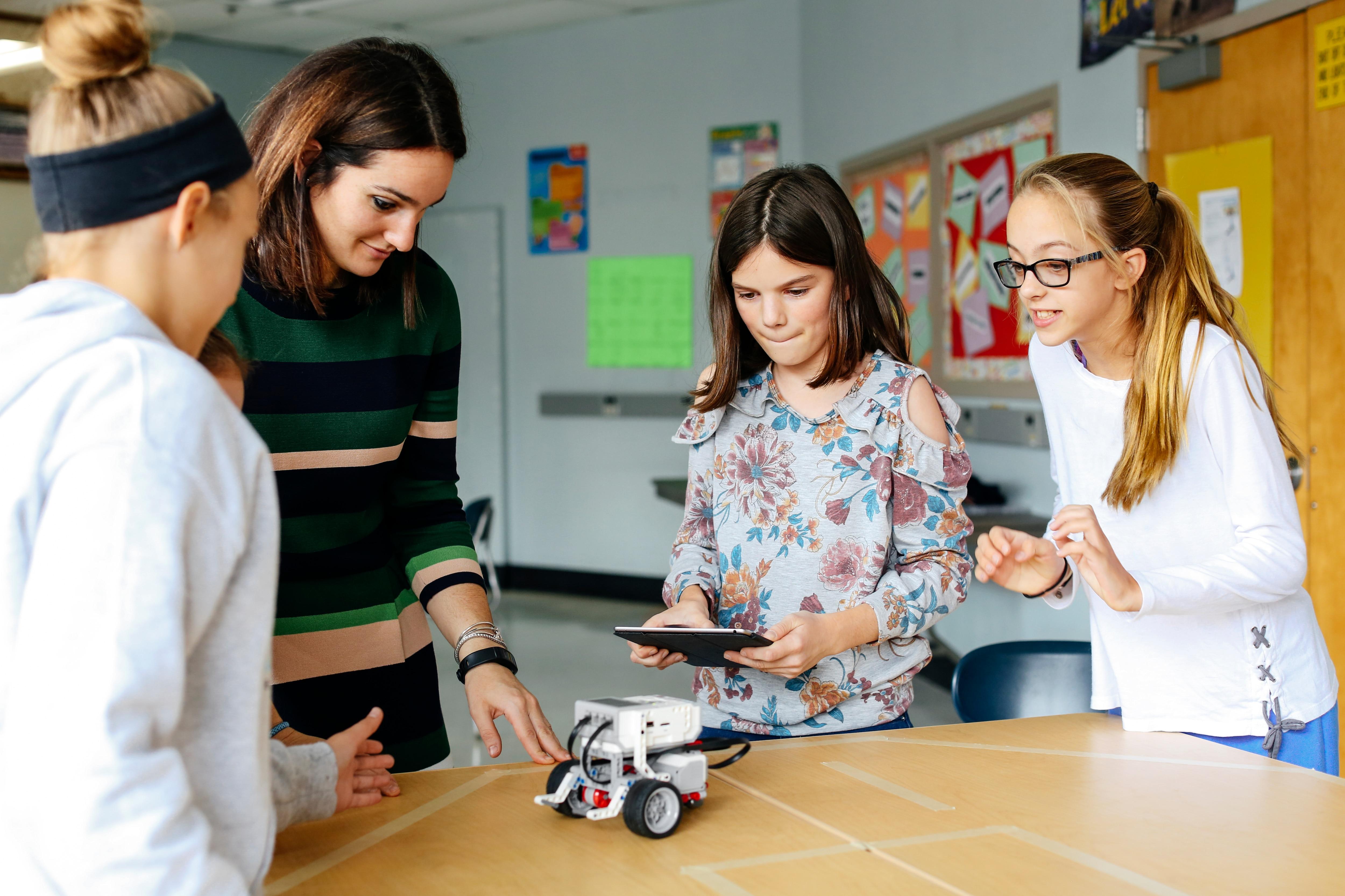 Training & Development – LEGO Education Academy Training