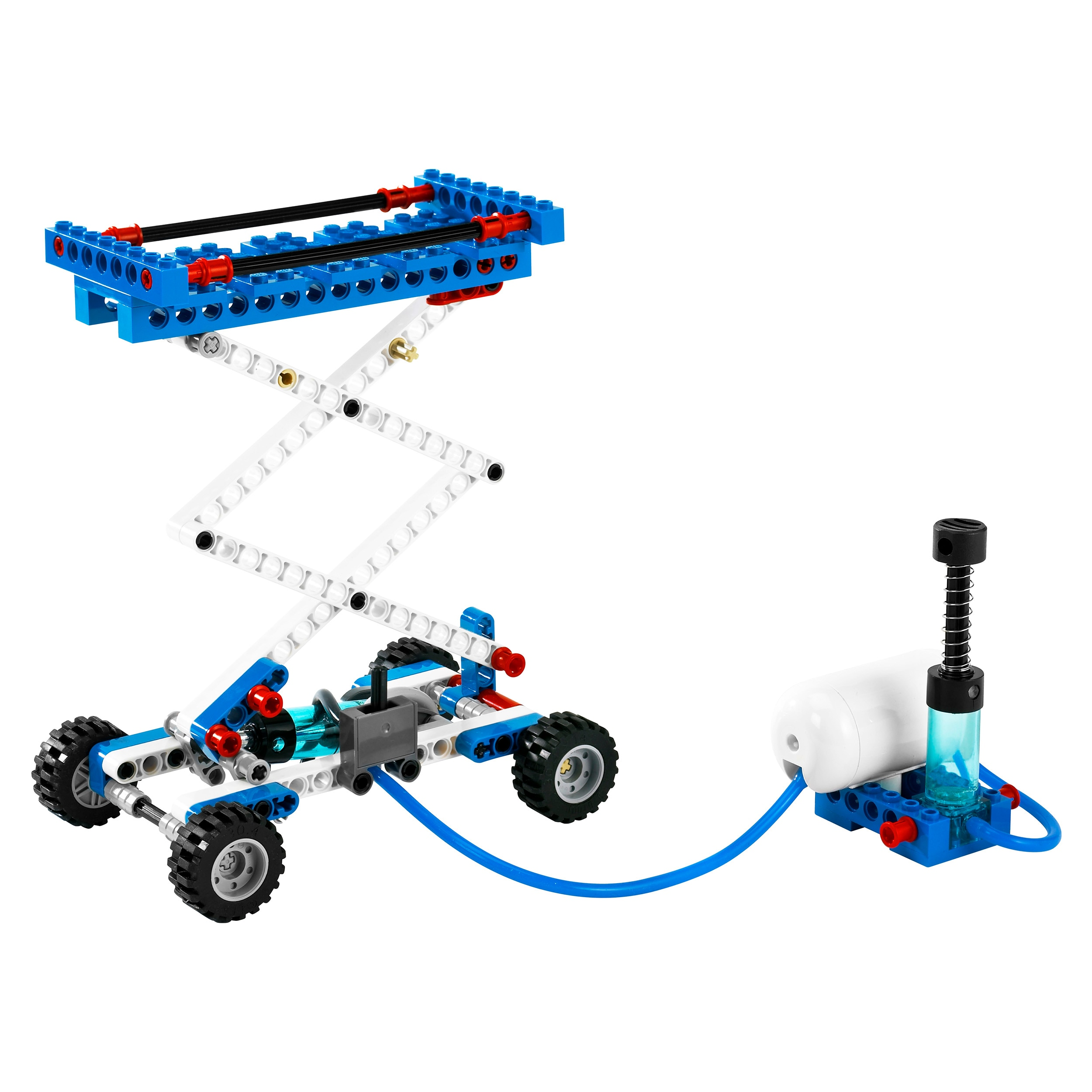 Pneumatic | Machines and Mechanisms Training | LEGO Education Academy