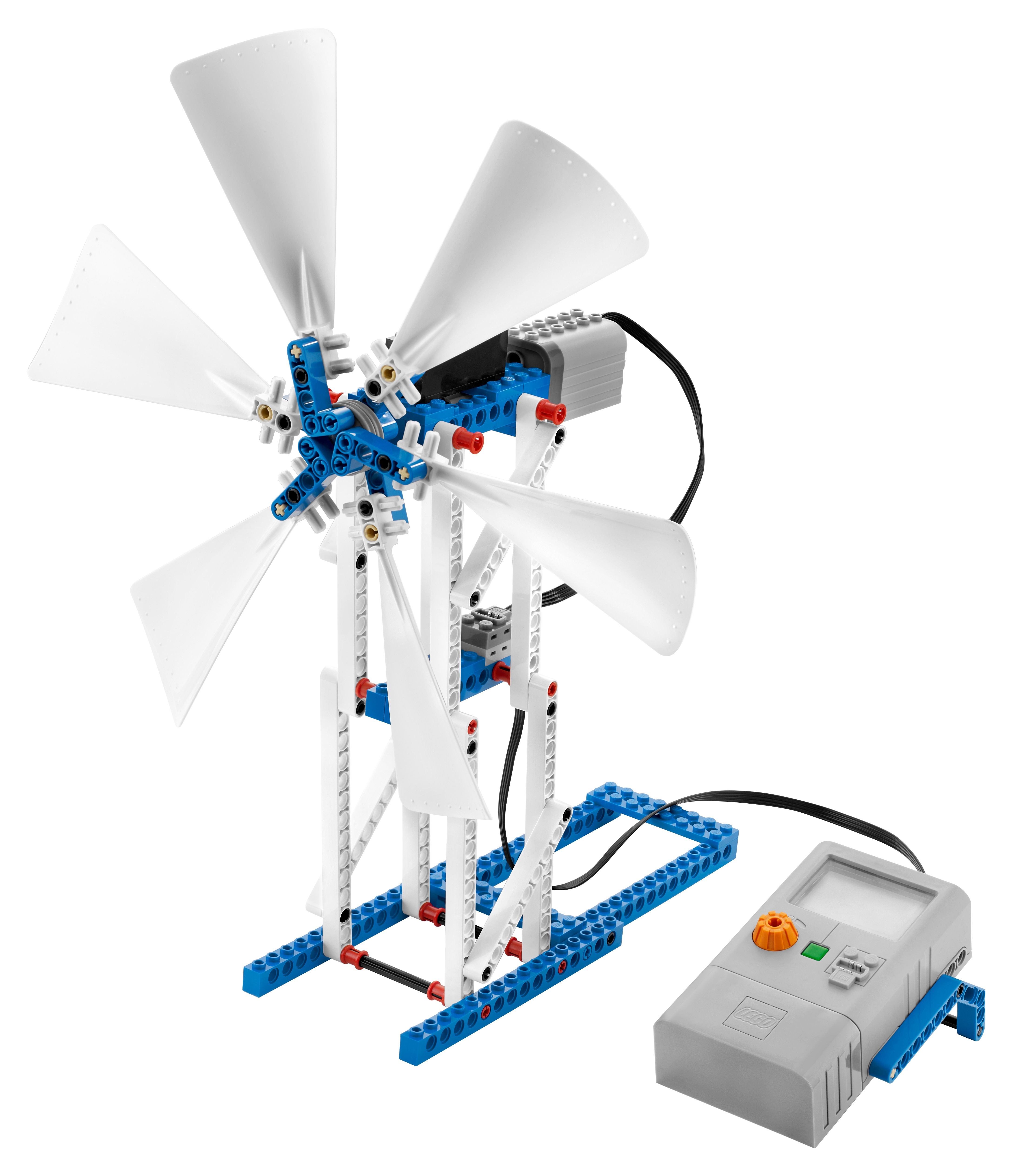 Renewable Energy | Machines and Mechanisms Training | LEGO Education Academy