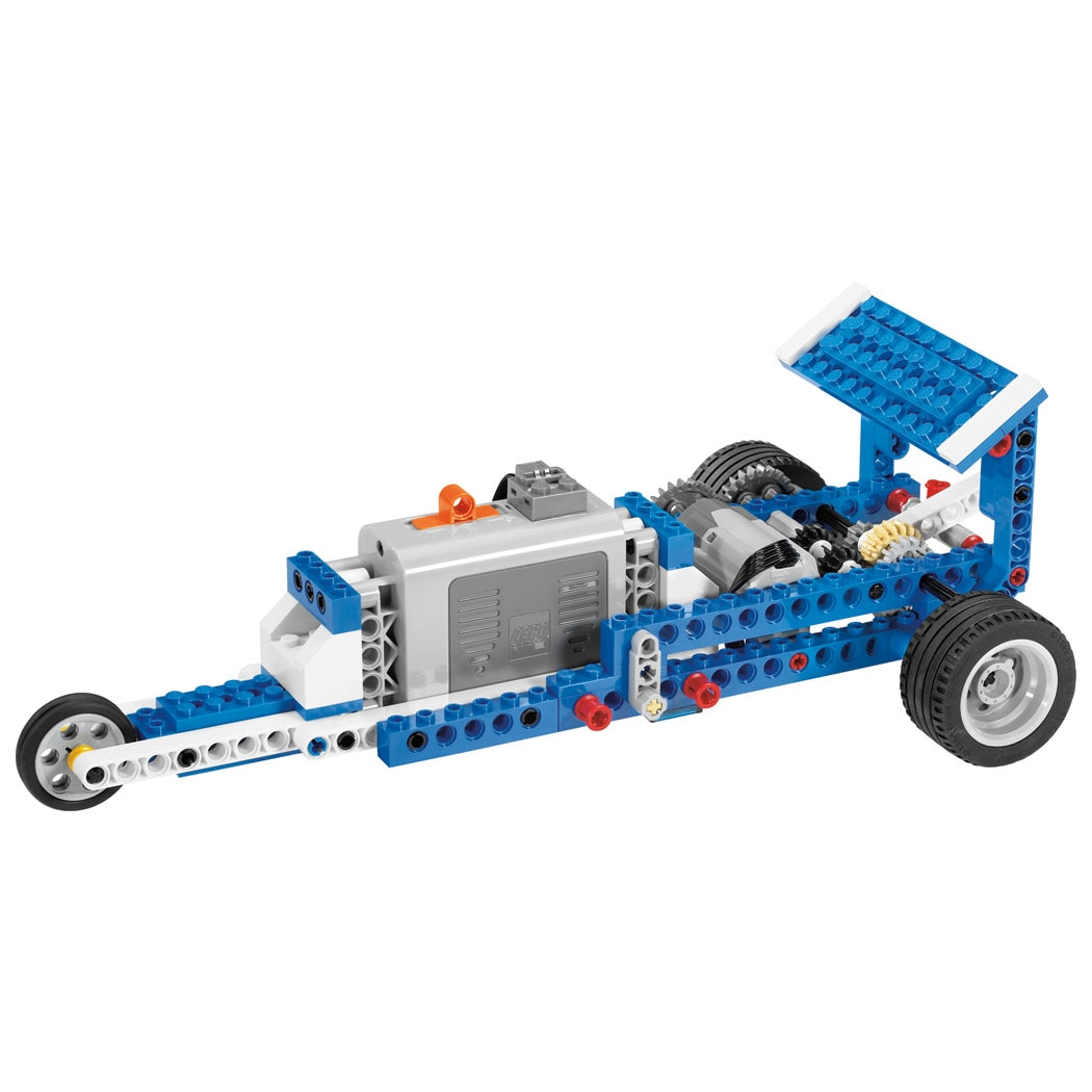 Simple and Powered Machines | Machines and Mechanisms Training | LEGO Education Academy