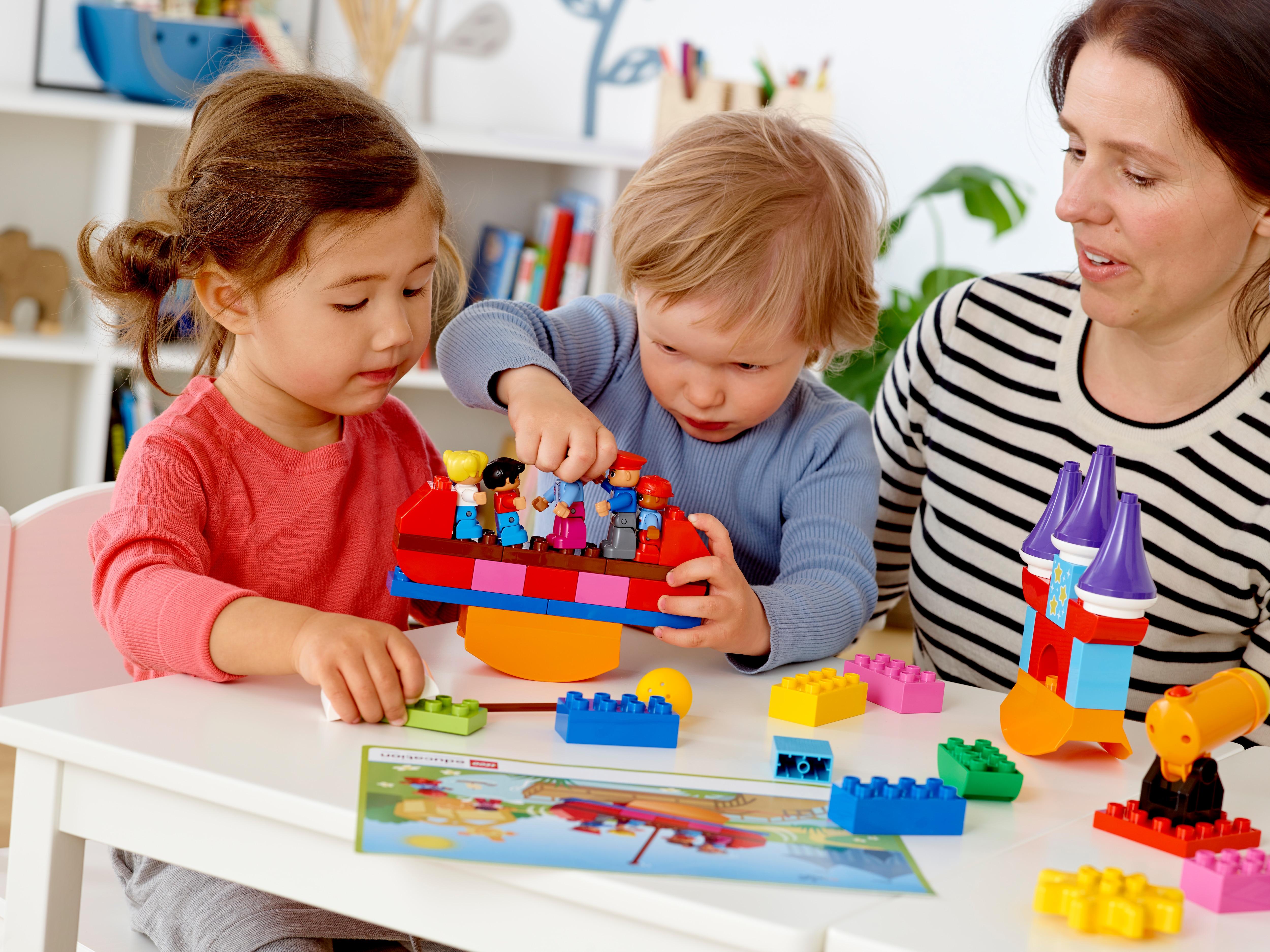 Preschool Training   LEGO Education Academy