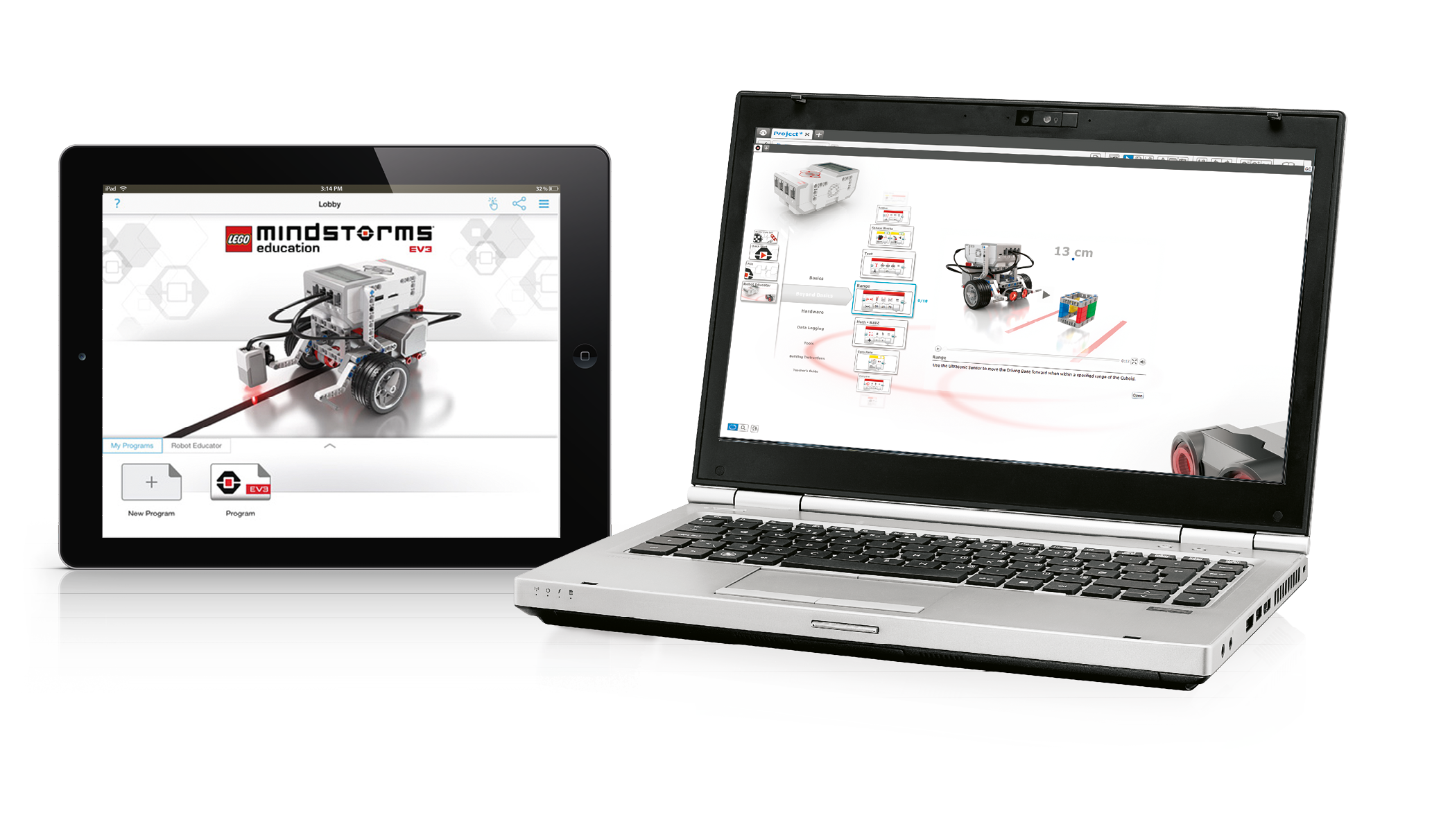 Screens | compatibility | LEGO Education | MINDSTORMS support