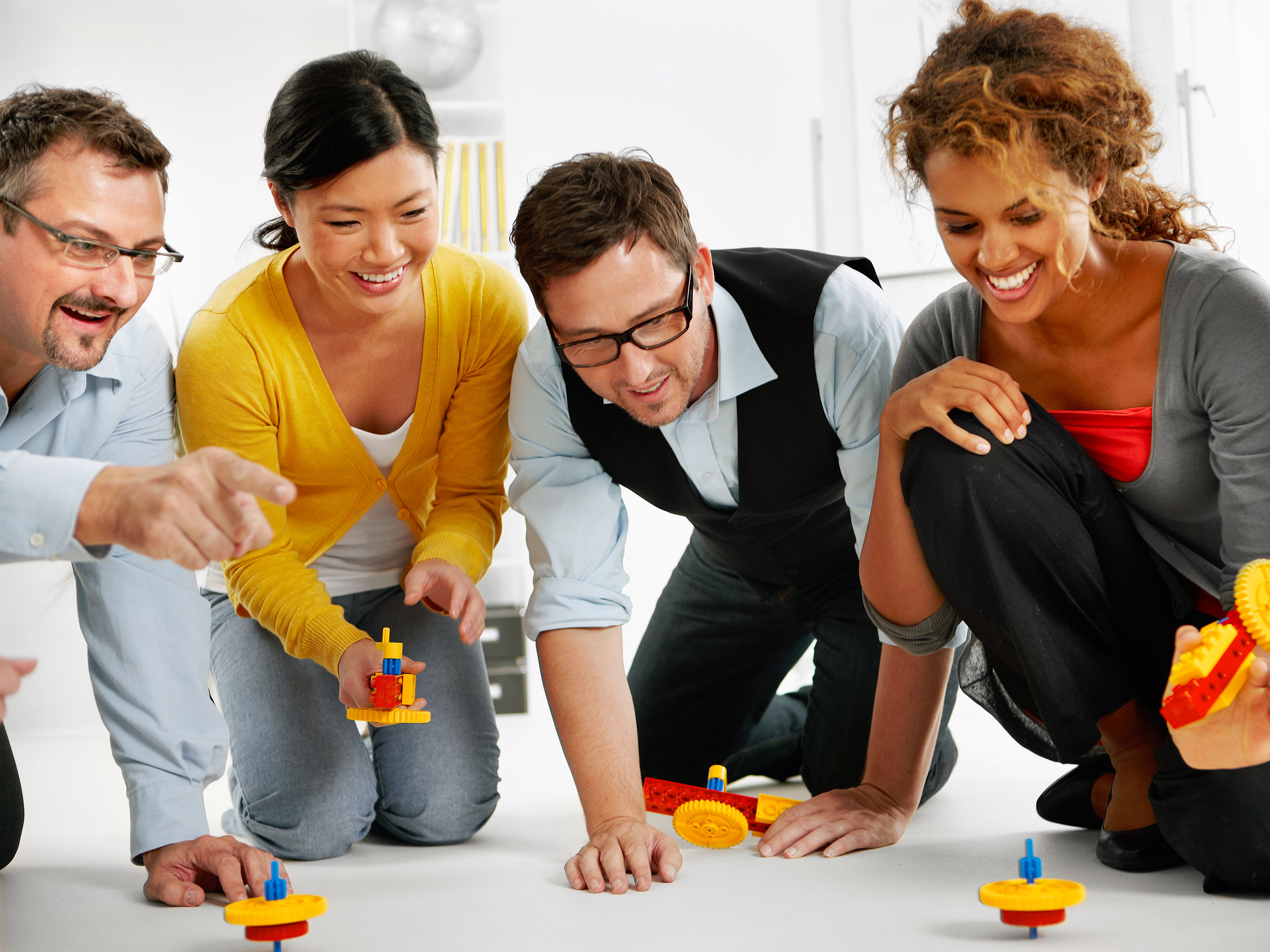 LEGO Education training