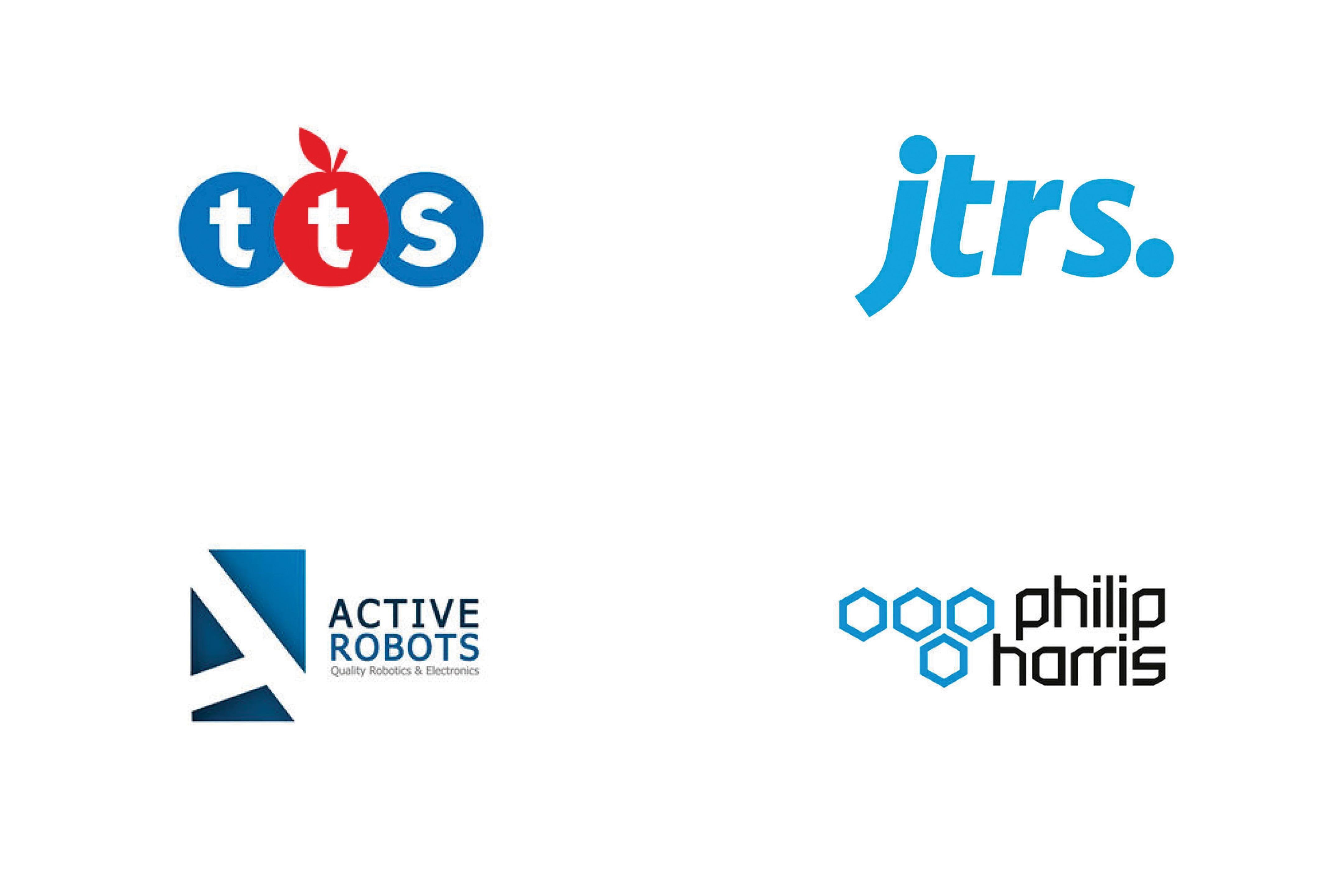 Secondary partner logos