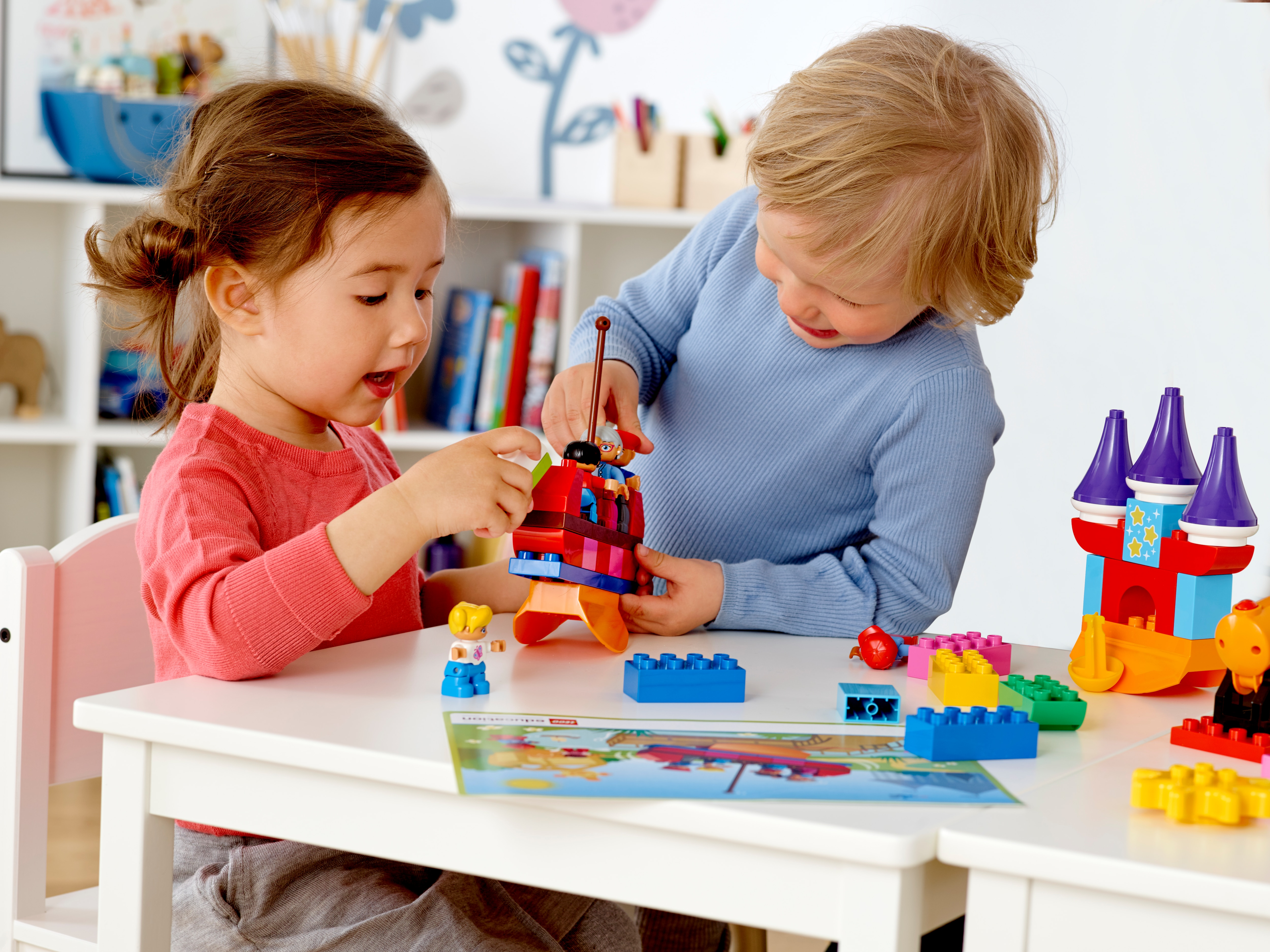 STEAM | LEGO Preschool Education | Children