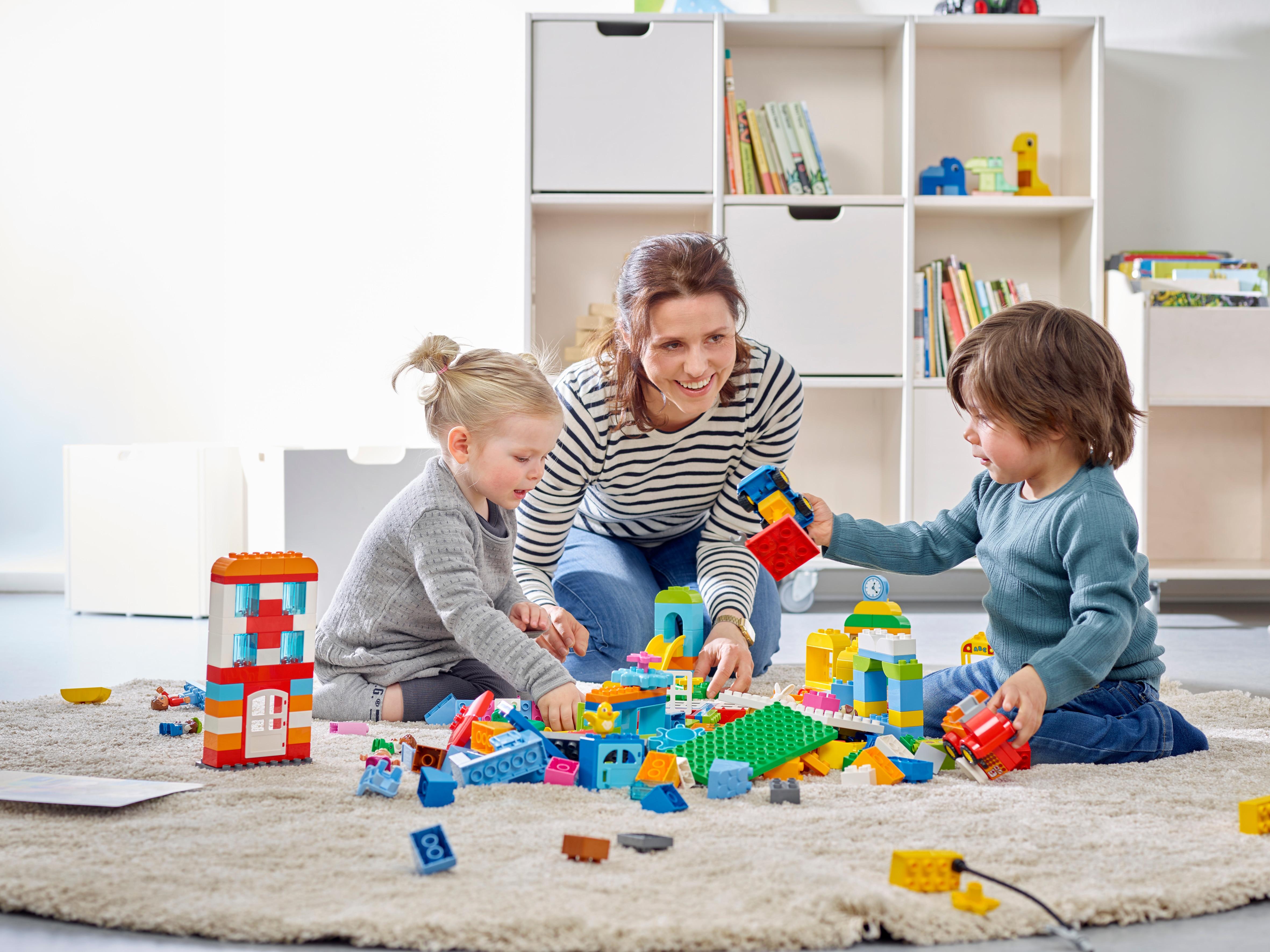 LEGO Education Preschool - Lesson Ideas