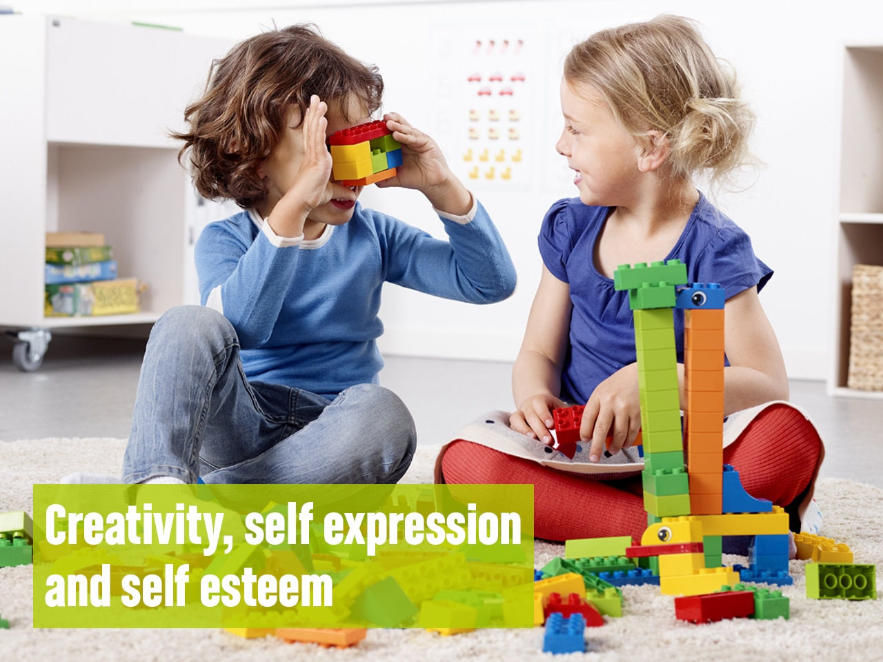 Creativty and self esteem