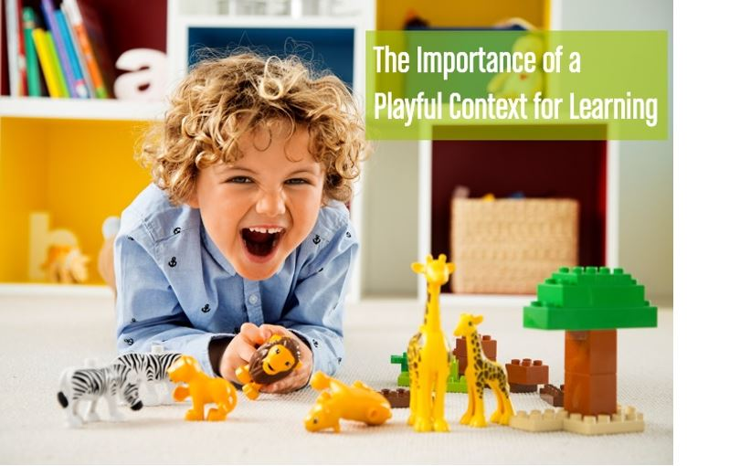 LEGO Education Preschool - Wild Animals - Playful Context
