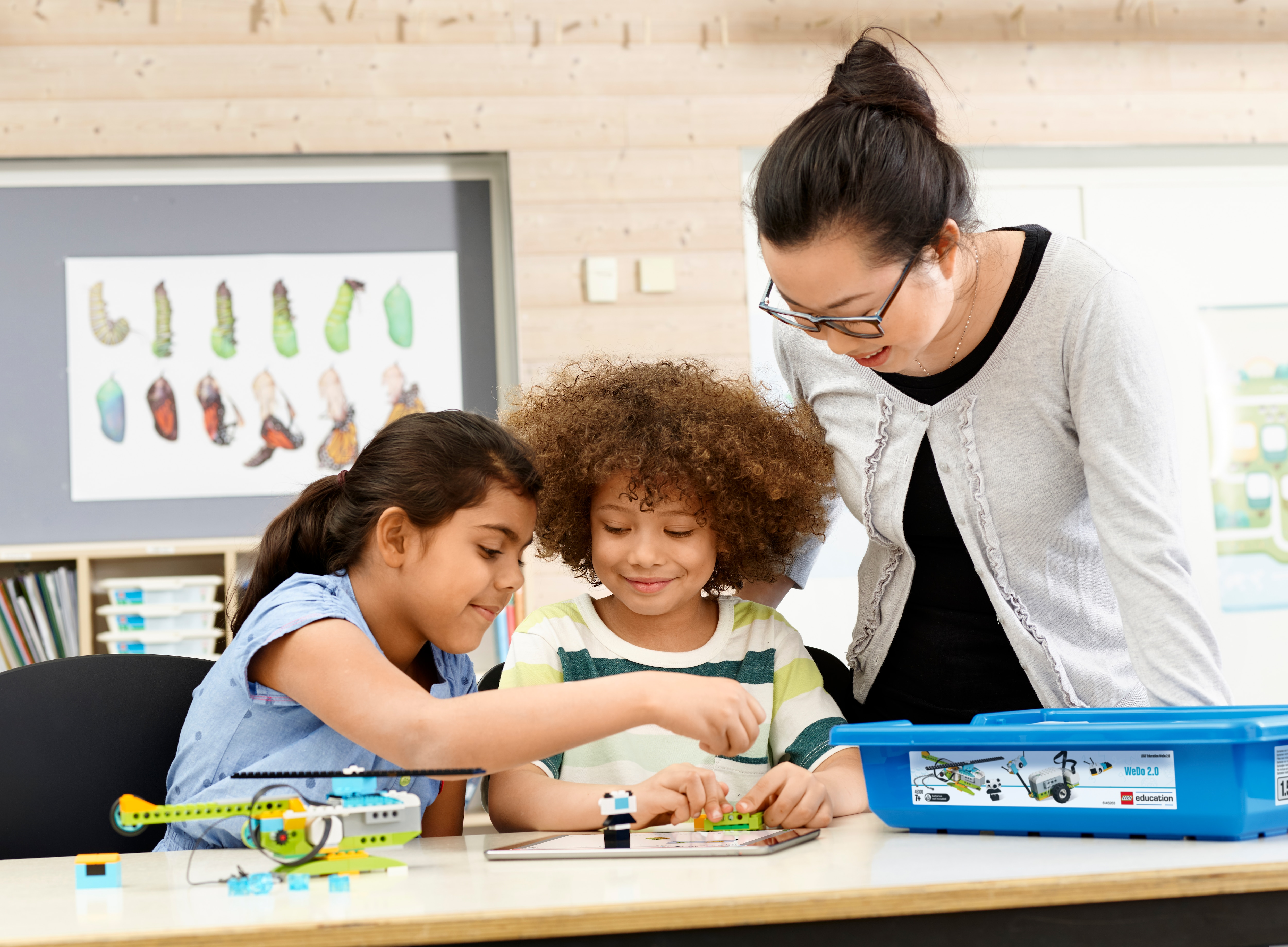 LEGO Education, Professional Training, Teacher Training Elementary Robotics