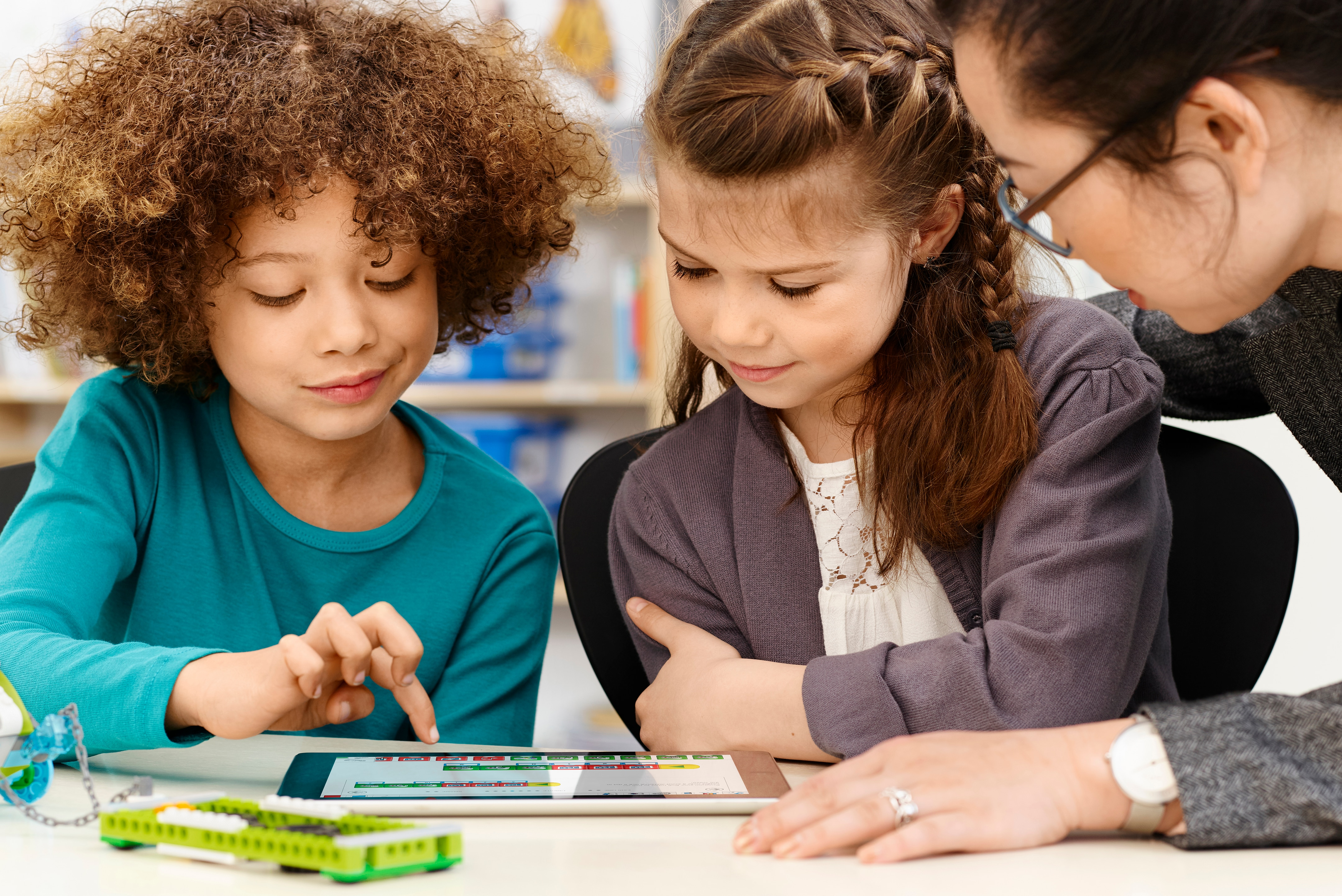 WeDo 2.0 in the classroom