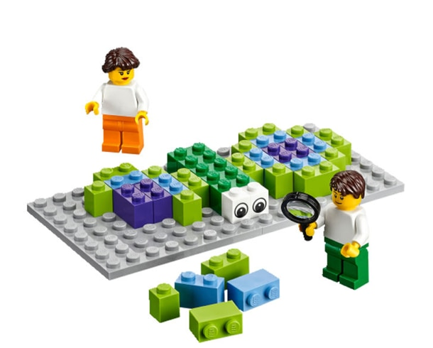 MoreToMath - Discontinued - LEGO Education
