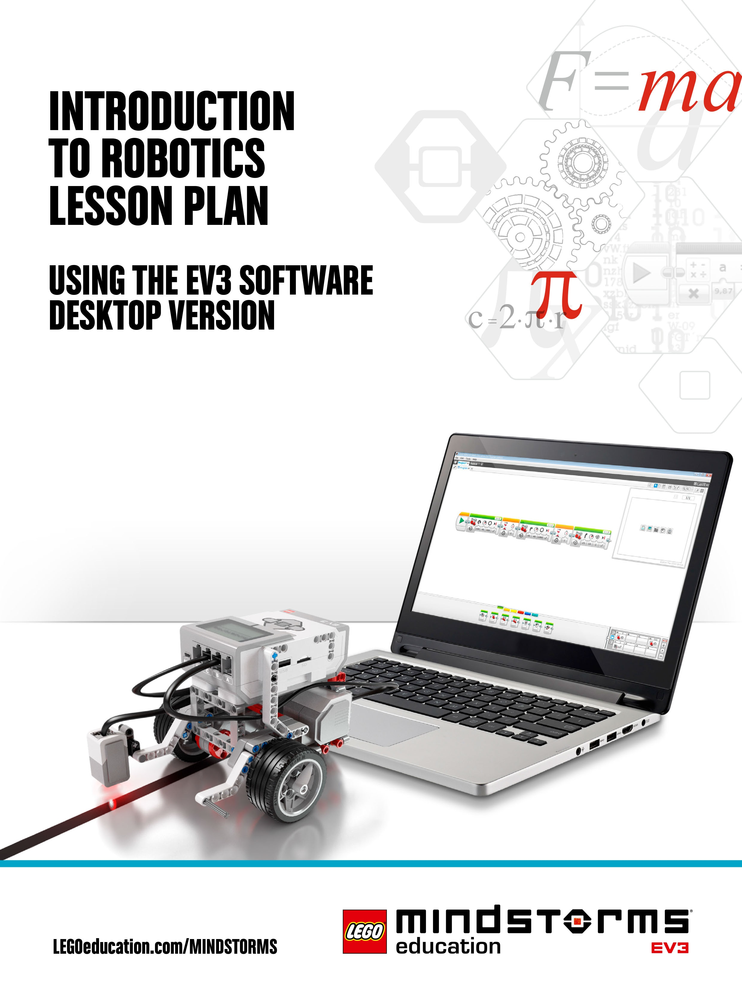 MINDSTORMS EV3 Introduction to Robotics (desktop)