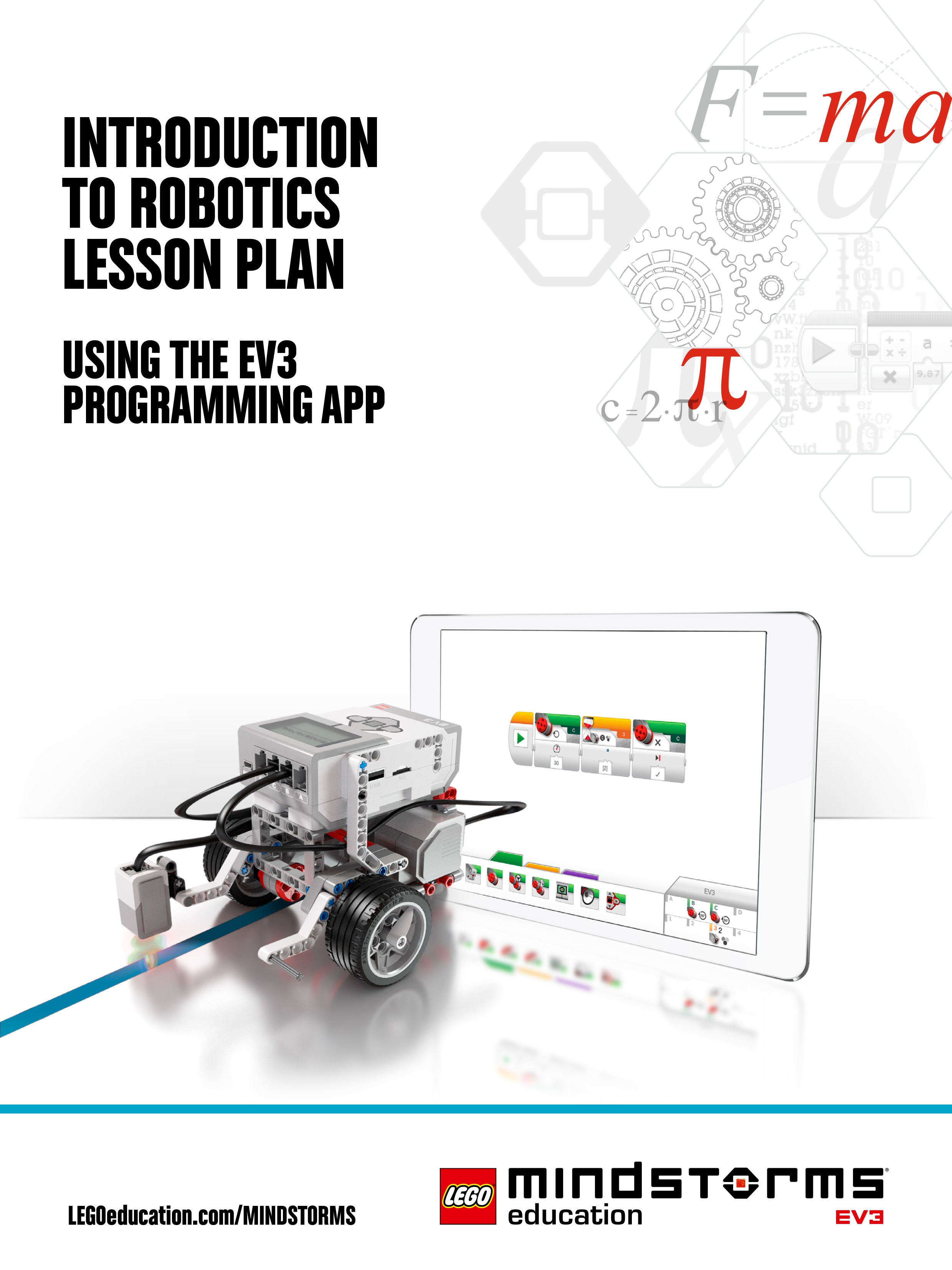 MINDSTORMS EV3 Introduction to Robotics (tablet)