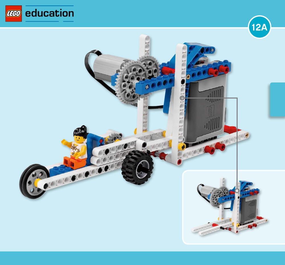 lego machine mechanisms