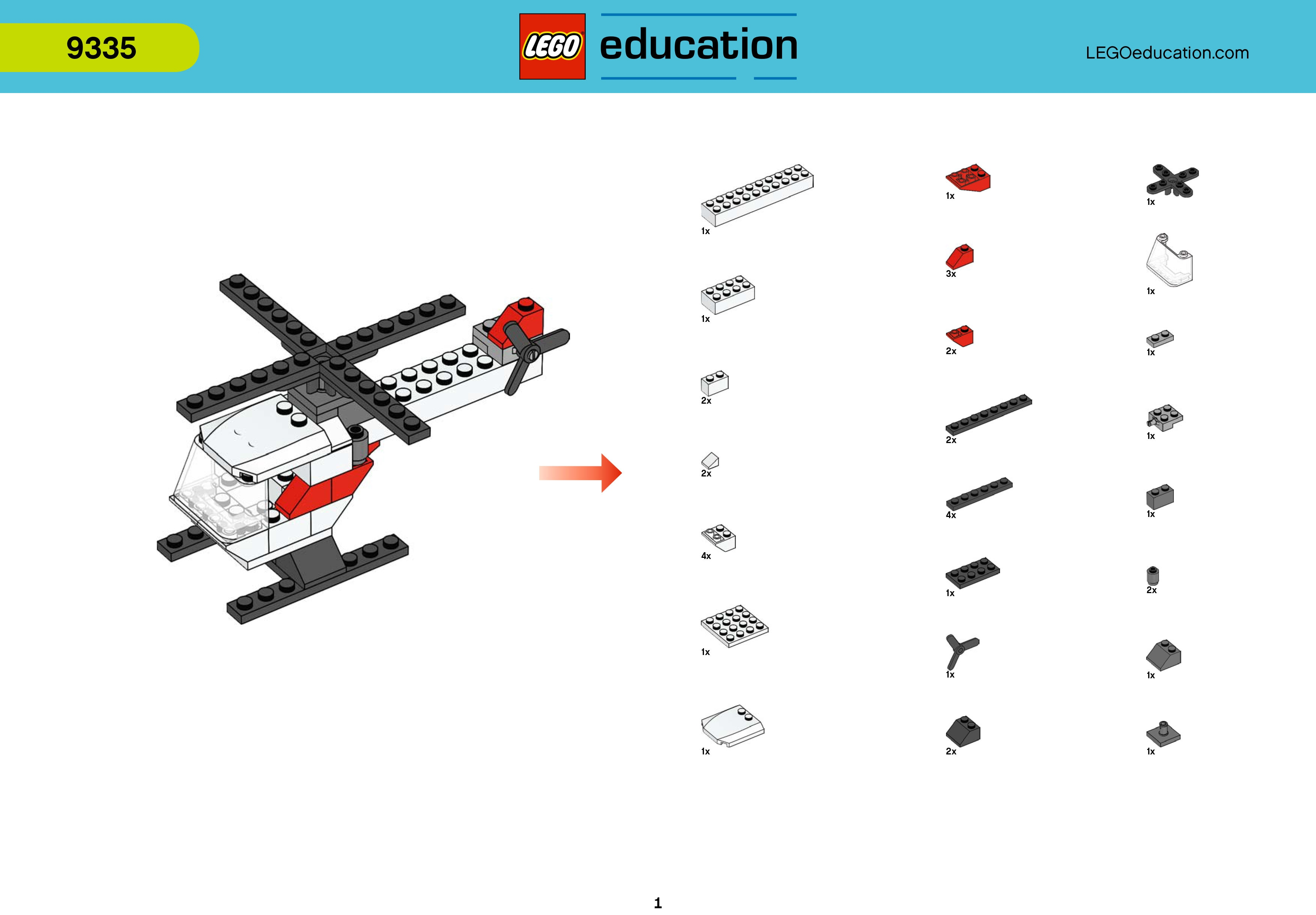 Preschool Building Instructions – Support