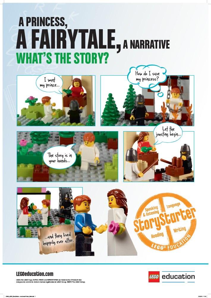 StoryStarter classroom poster