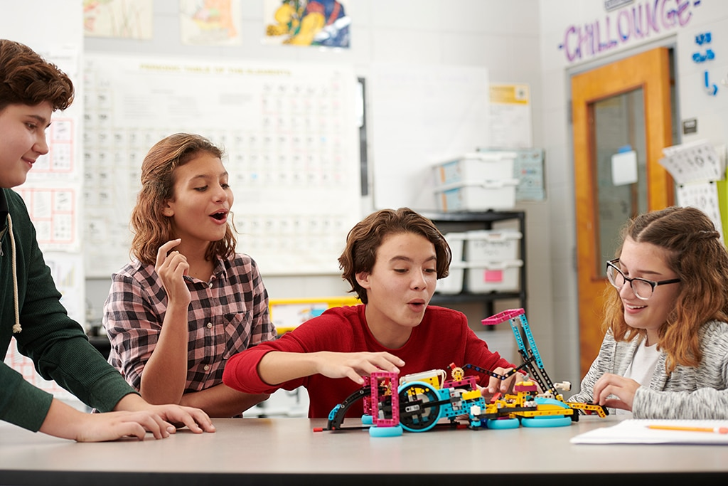It's never too early to help students develop STEAM skills.