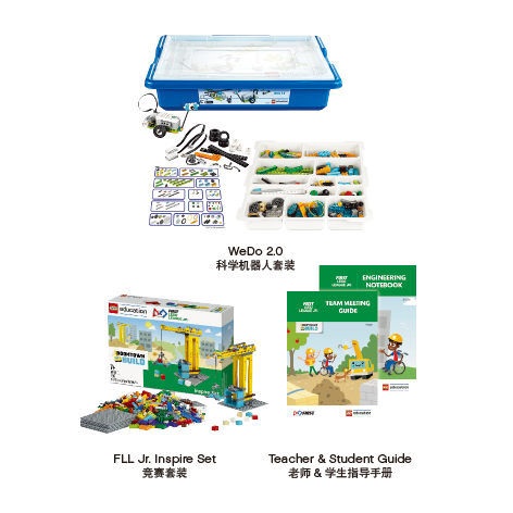 First LEGO League JR. Products