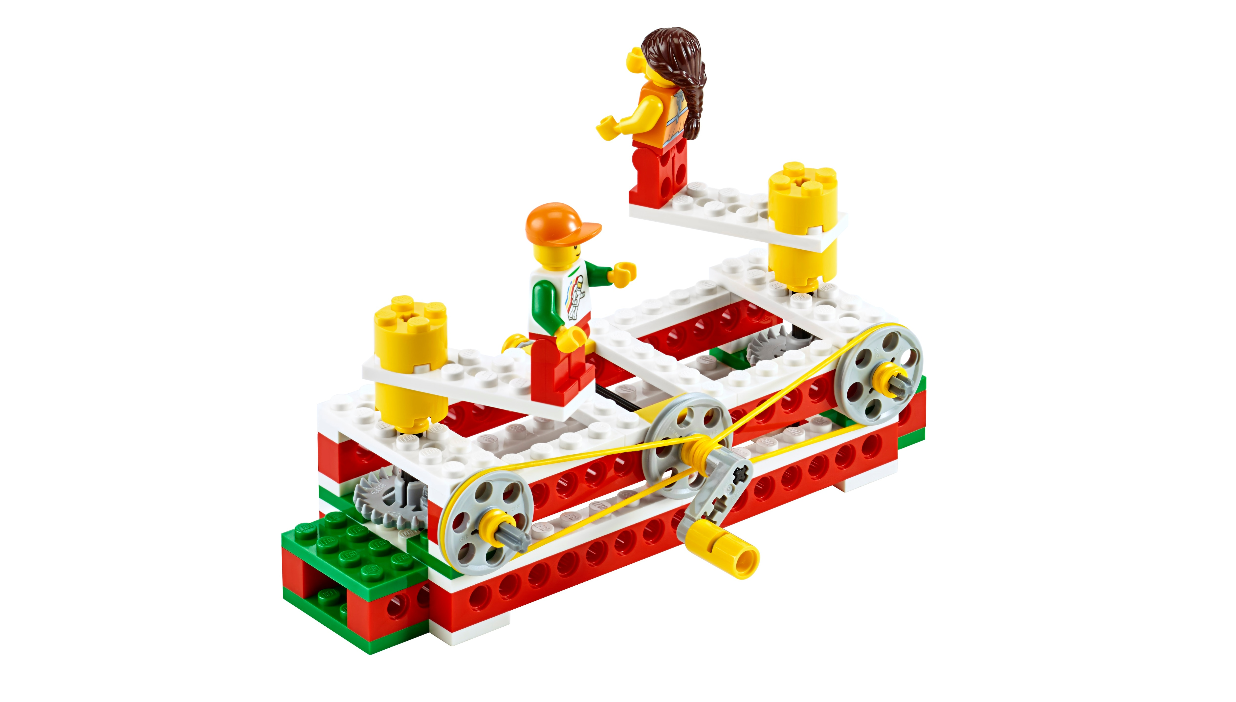 Simple Machines Primary School Lego Education