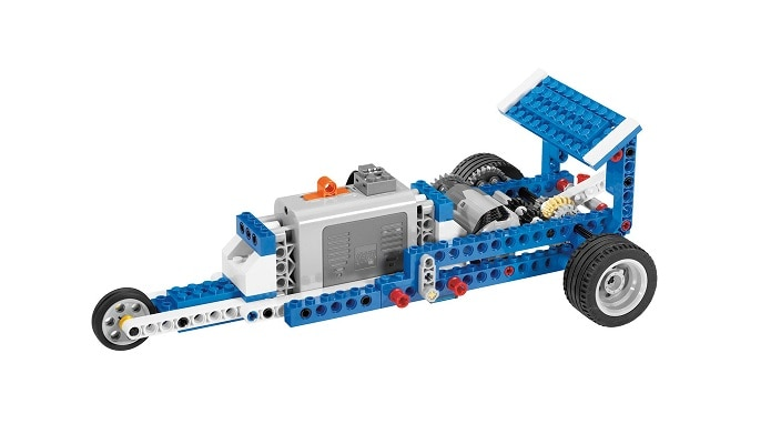 Simple & Powered Machines | Secondary School - LEGO Education